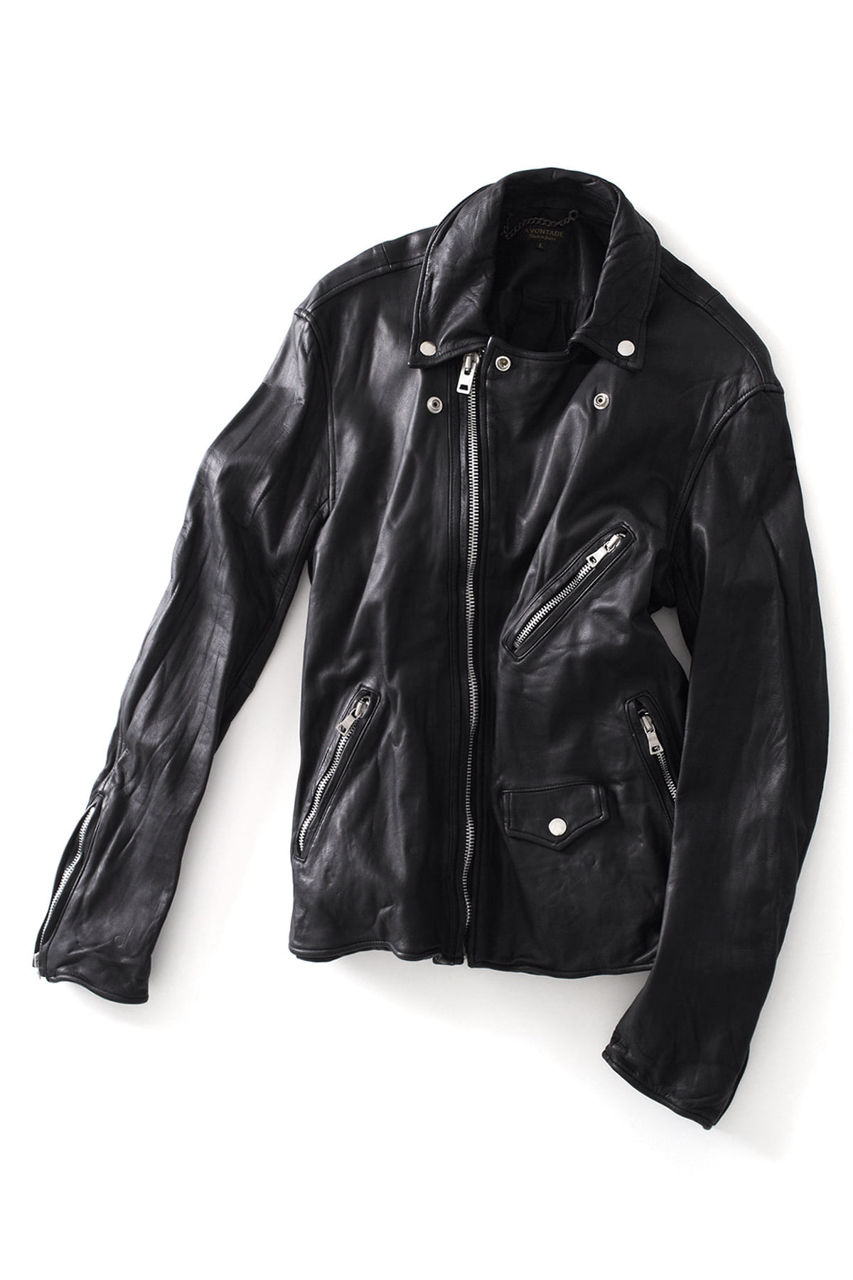 A vontade : Road Master Jacket (Black)