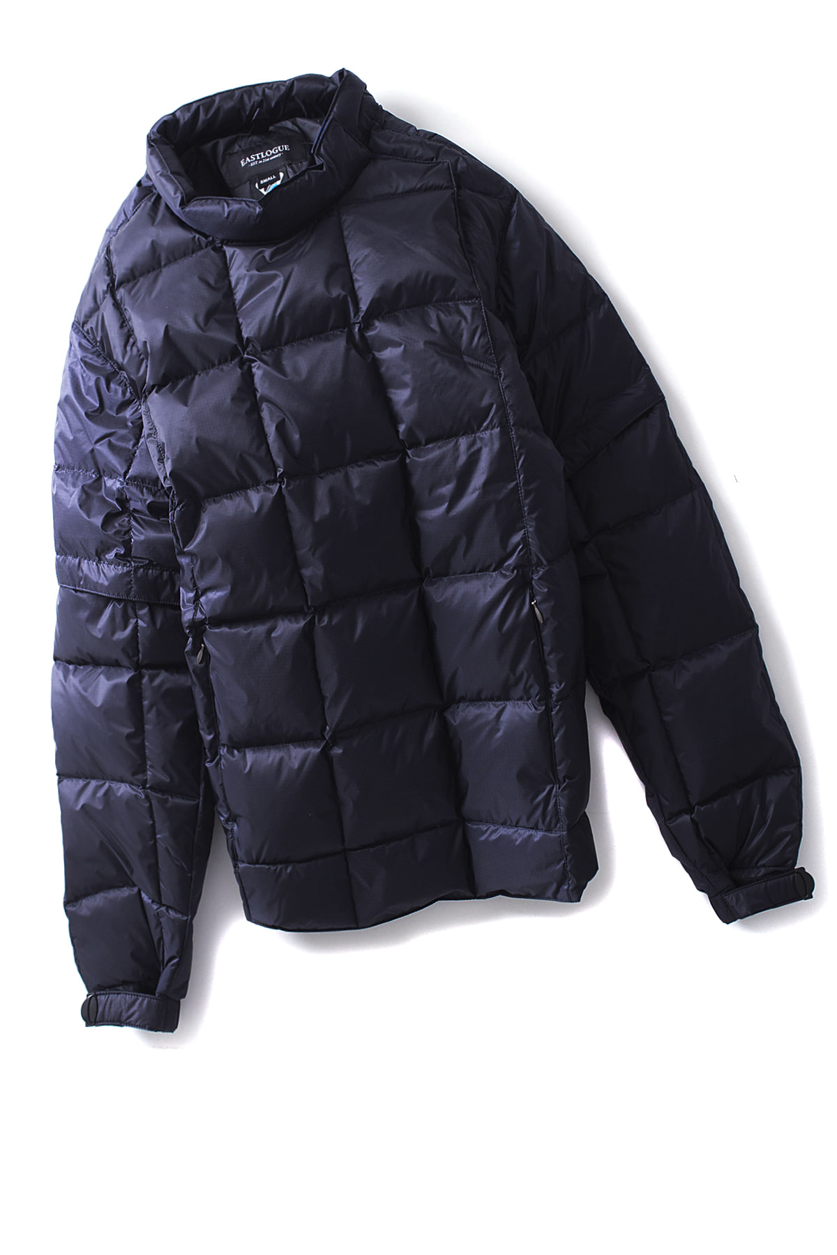 Eastlogue : Transmutable Down Jumper (Navy)