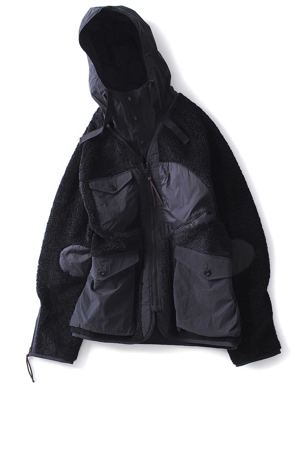 Eastlogue : Traveler Jacket (Black)