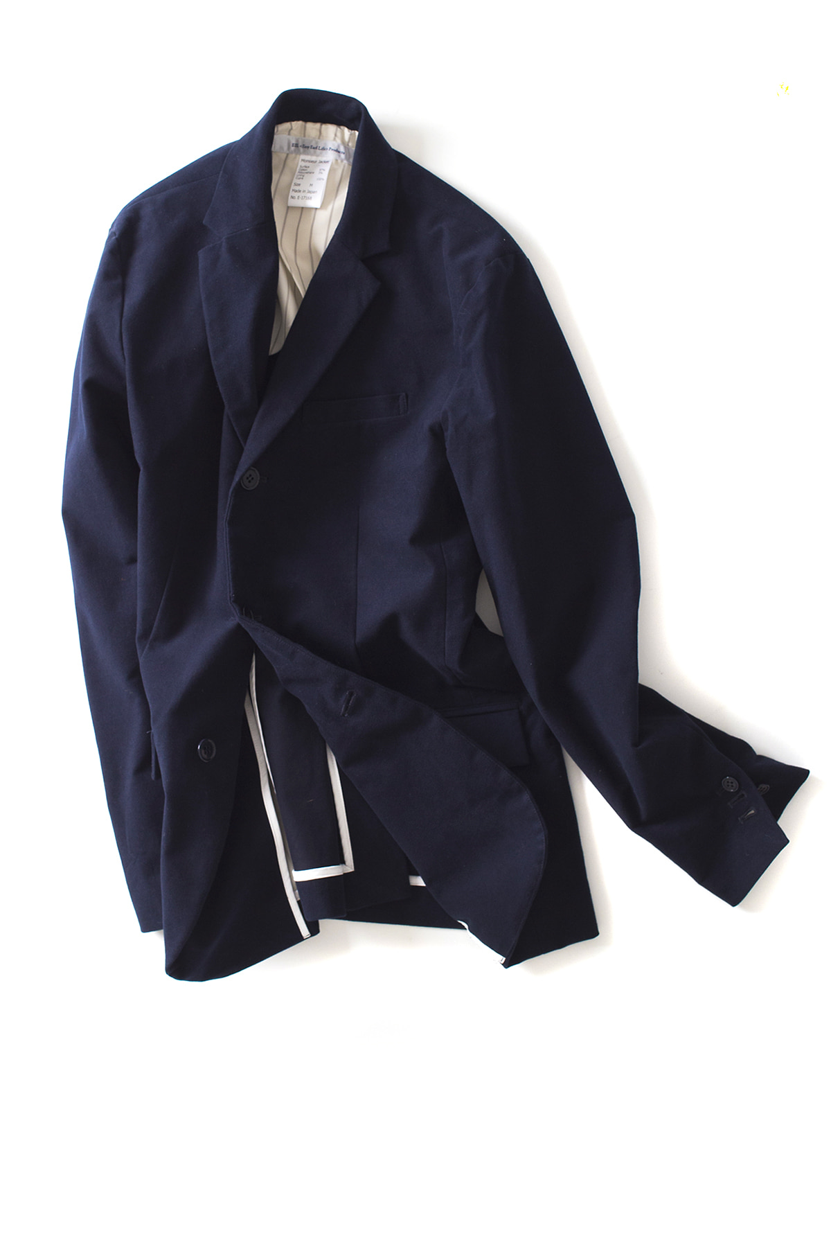 EEL : Monsieur Jacket (Navy)