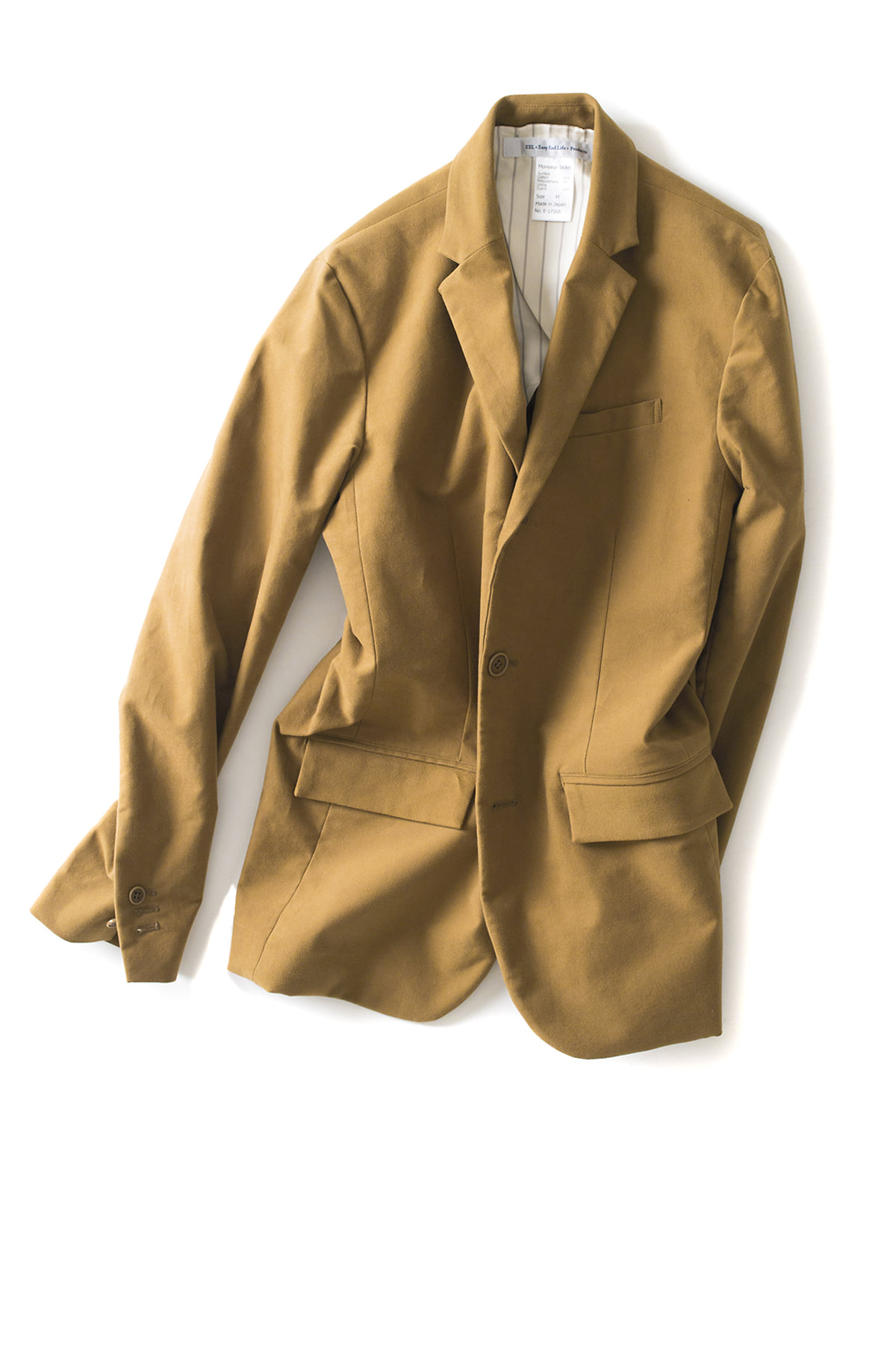 EEL : Monsieur Jacket (Camel)