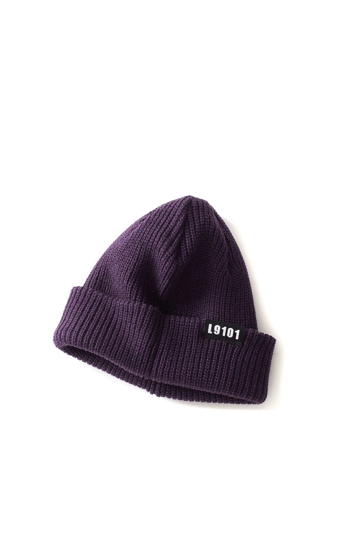 Labor Day : L9101 Beenie (Purple)