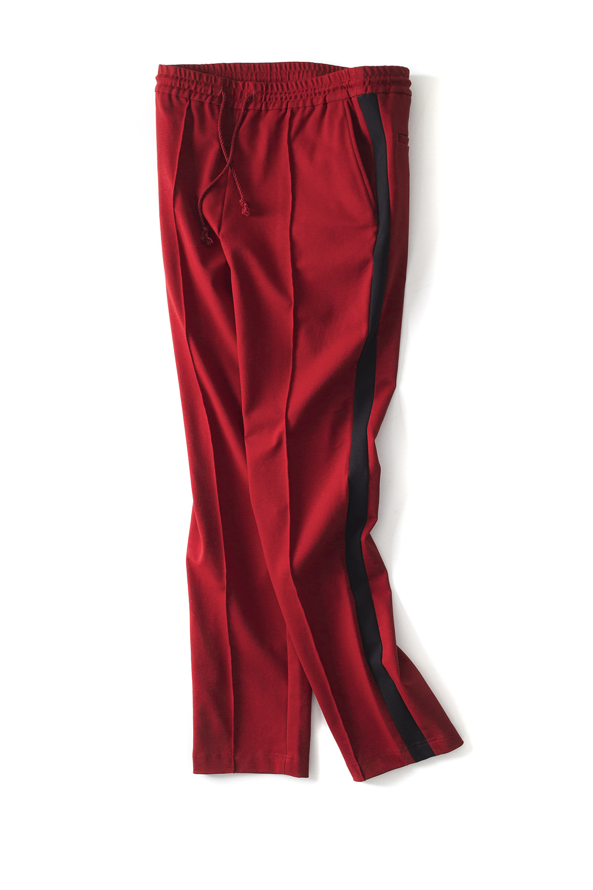 JOHN LAWRENCE SULLIVAN : Line Track Pants (Red)