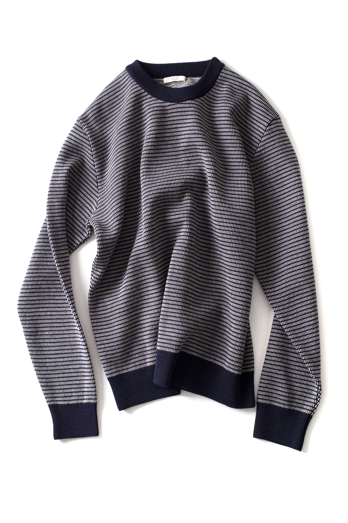 KELE Clothing : MOG (Navy / Beige)