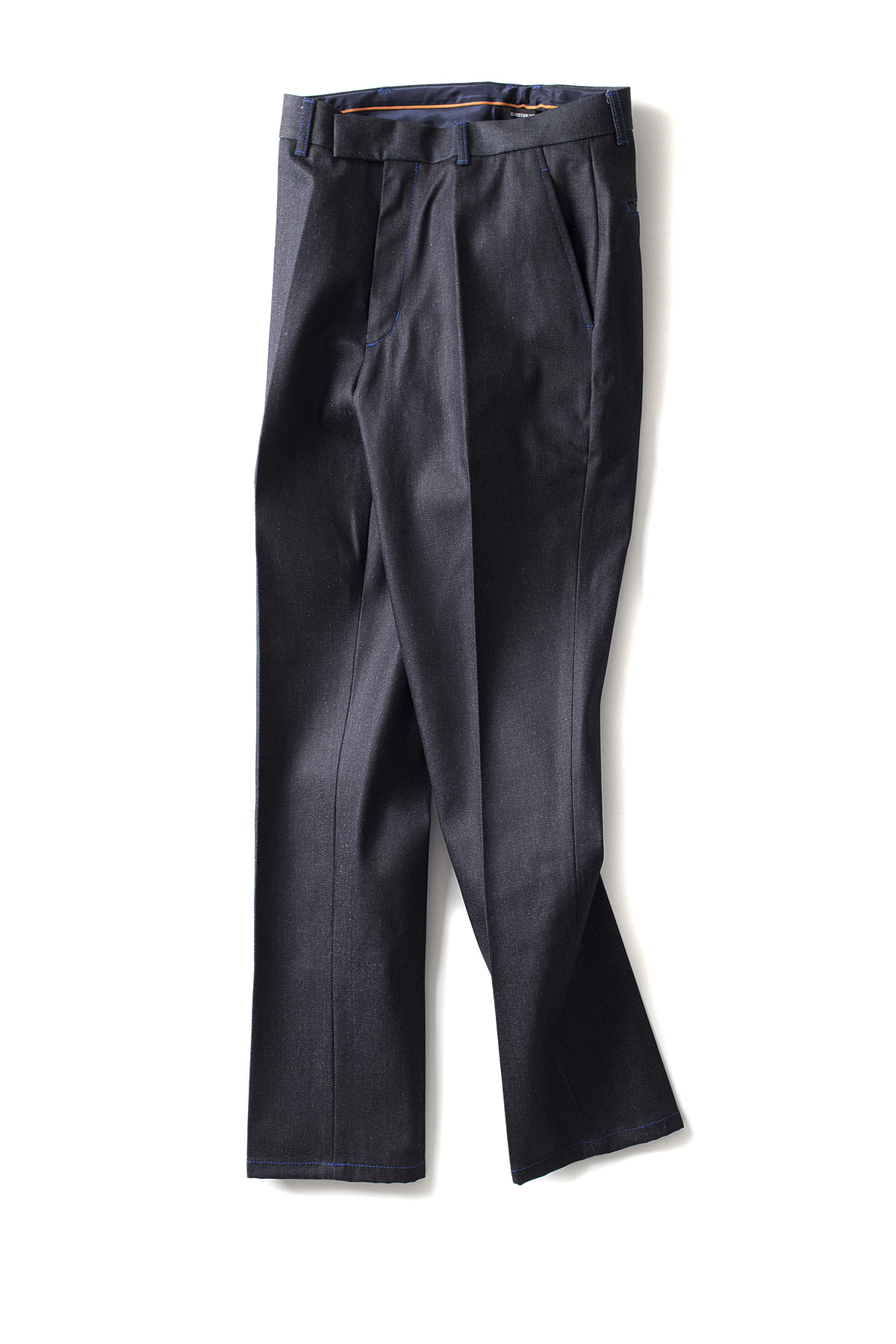 Christian Dada : Coating Denim Trousers (Indigo)