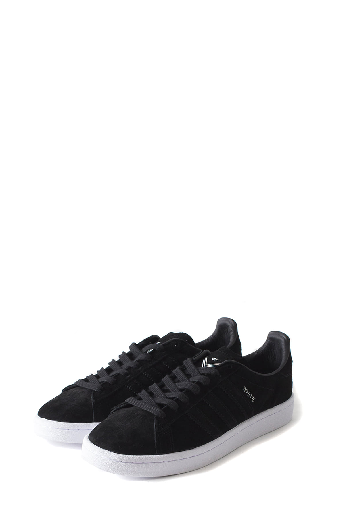 WM x adidas Originals : Campus 8 (Black)