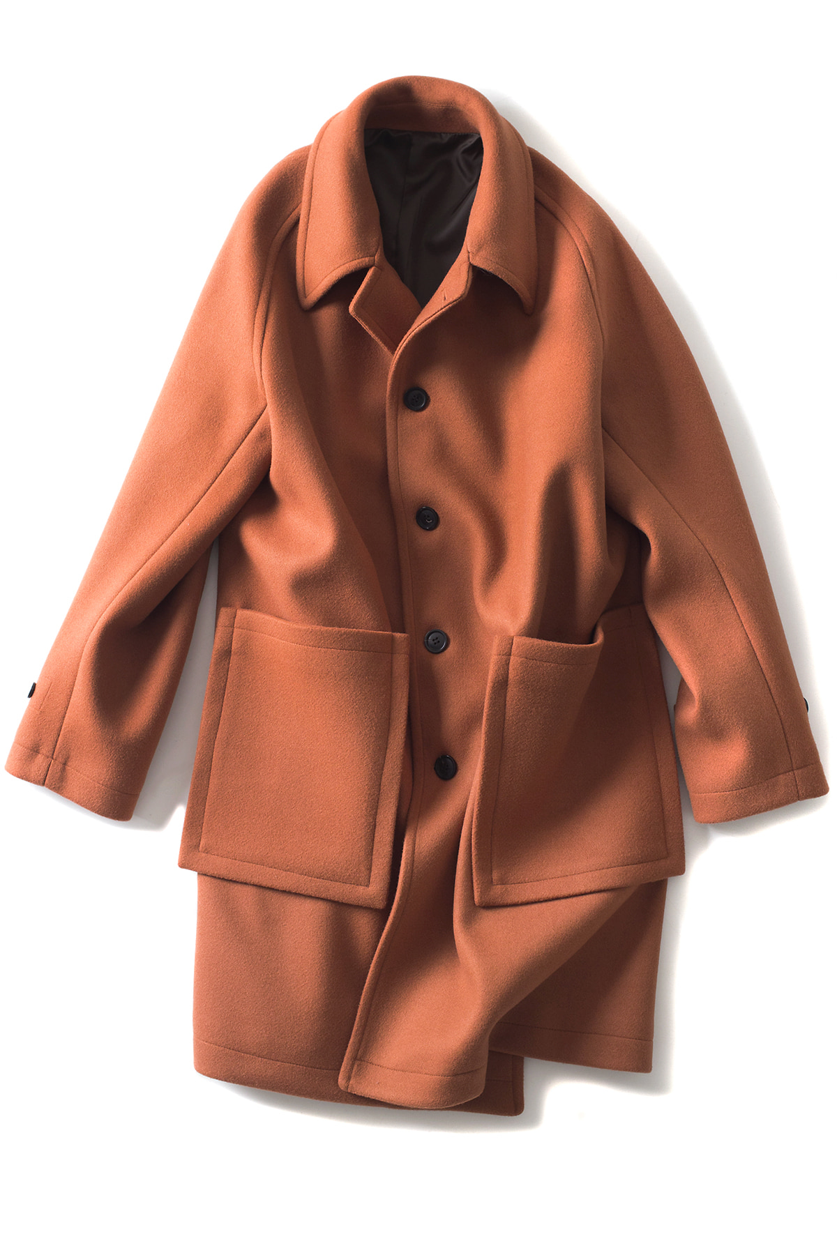 BIRTHDAYSUIT : Leck Coat (Orange)