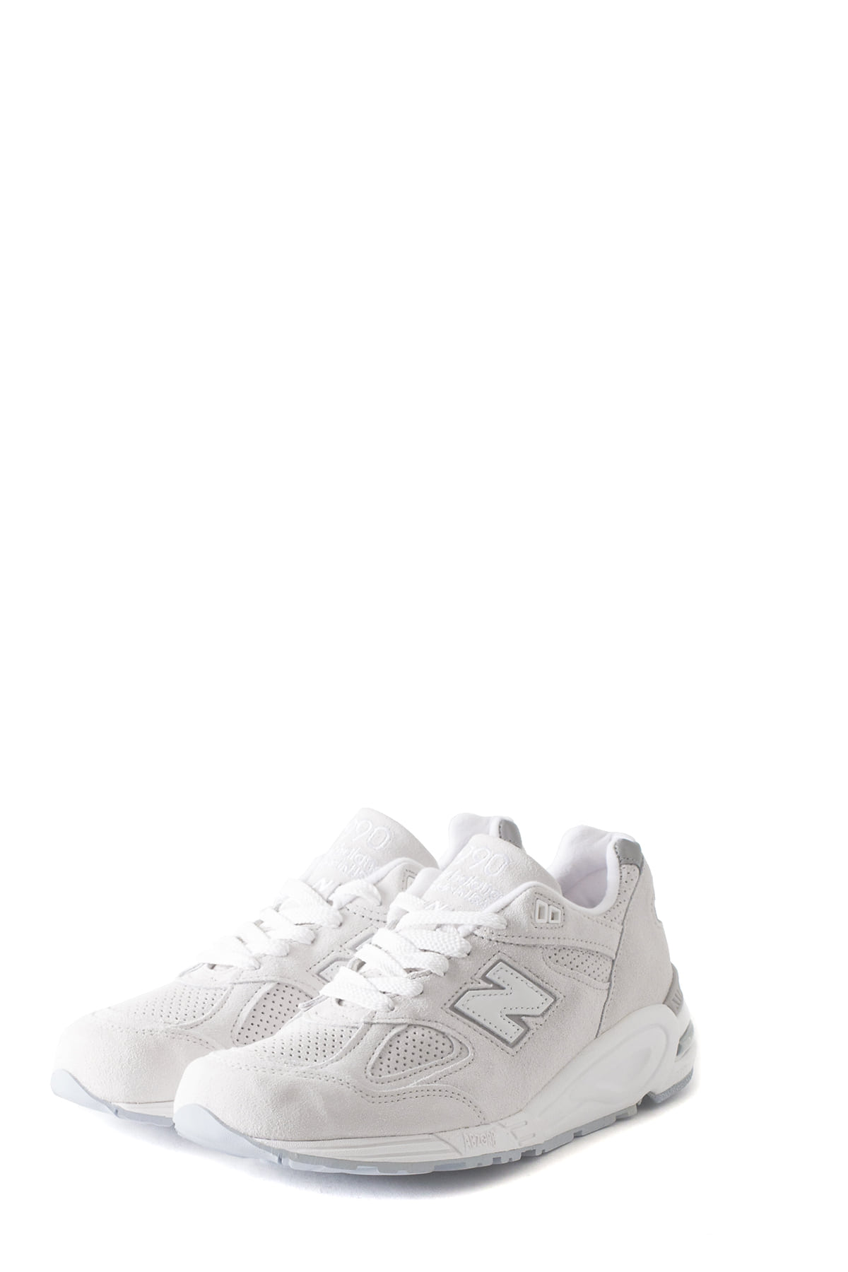 New Balance : M990NC2 (White)