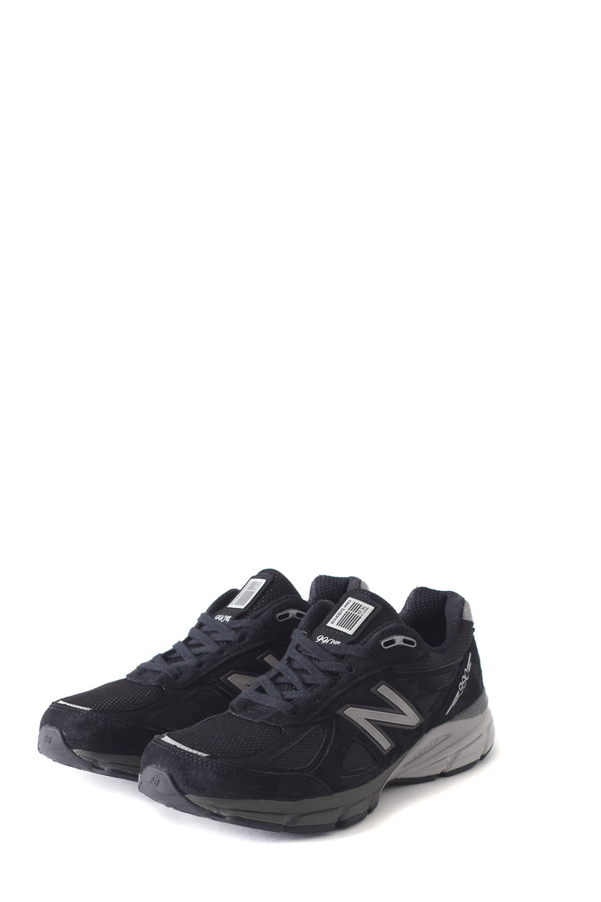 New Balance : M990BK4 (Black)
