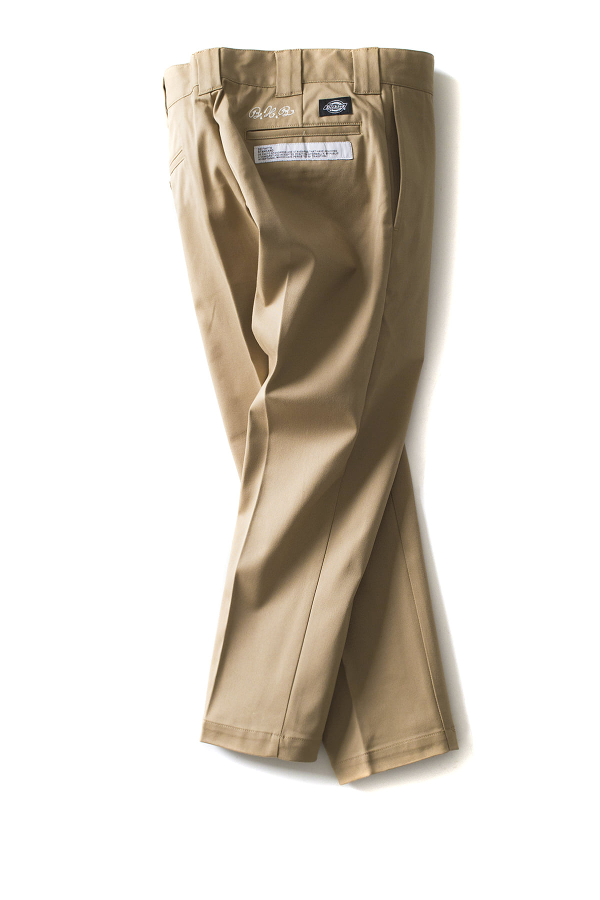 "Bedwin & The Heartbreakers : 9/L Dickies Tc Stretch Pants ""JESSEE"" (Beige)"