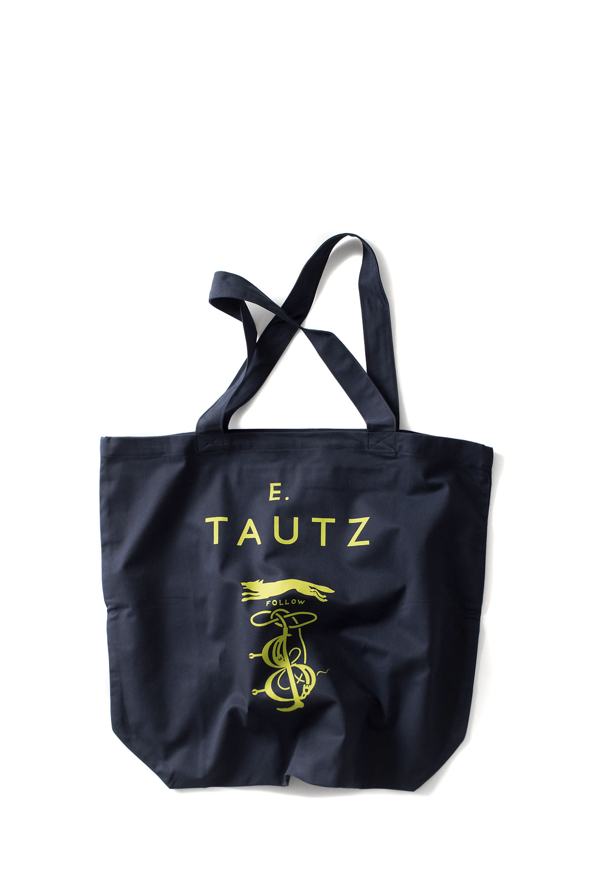 E. Tautz : Core Tote Bag (Neon)