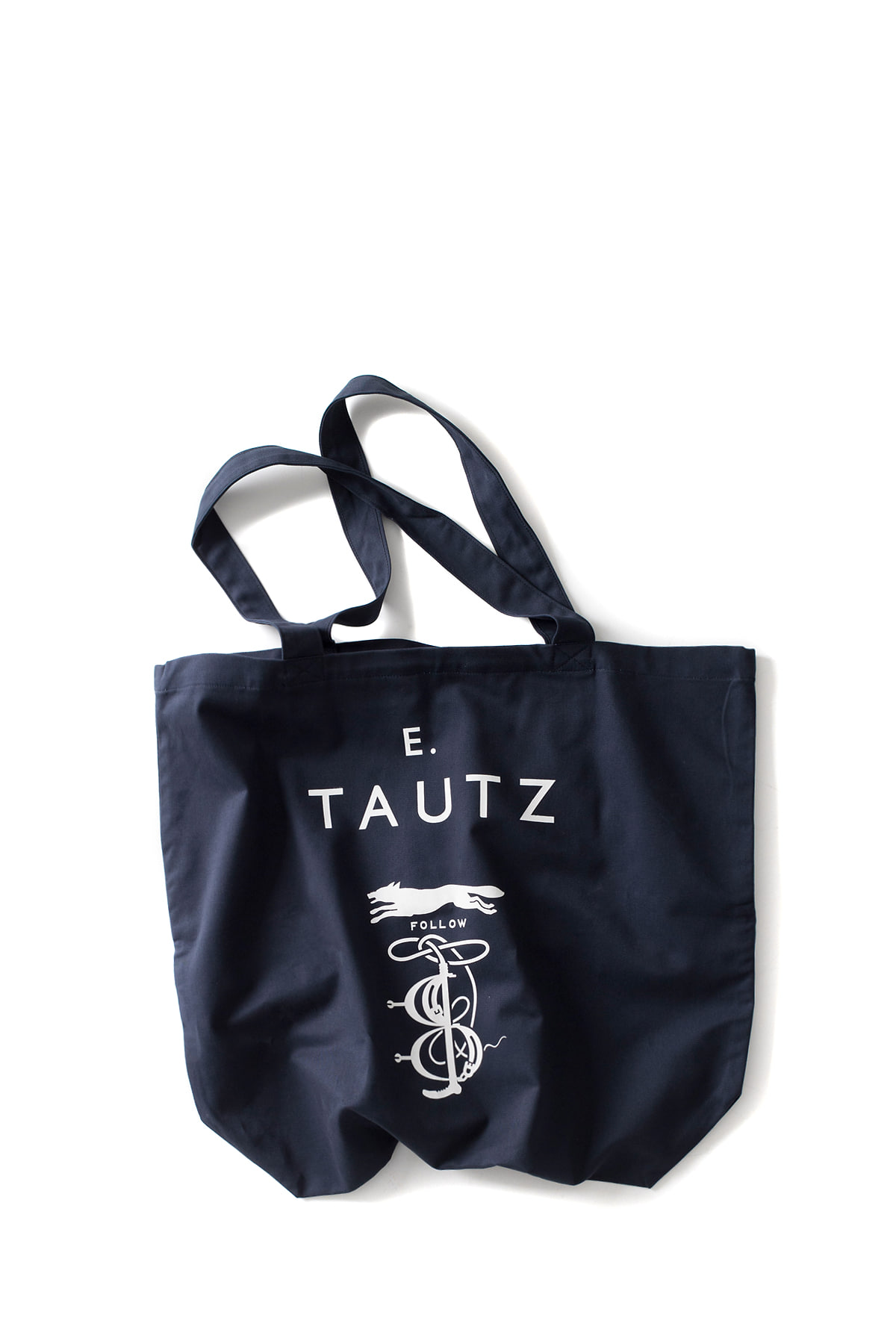 E. Tautz : Core Tote Bag (White)
