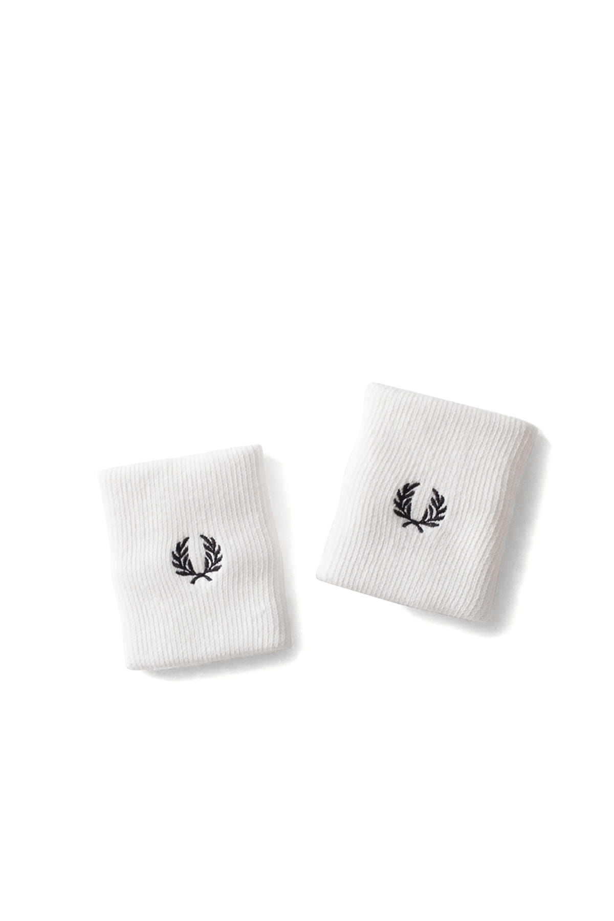 FRED PERRY : Ribbed Sweatband (Snow White)