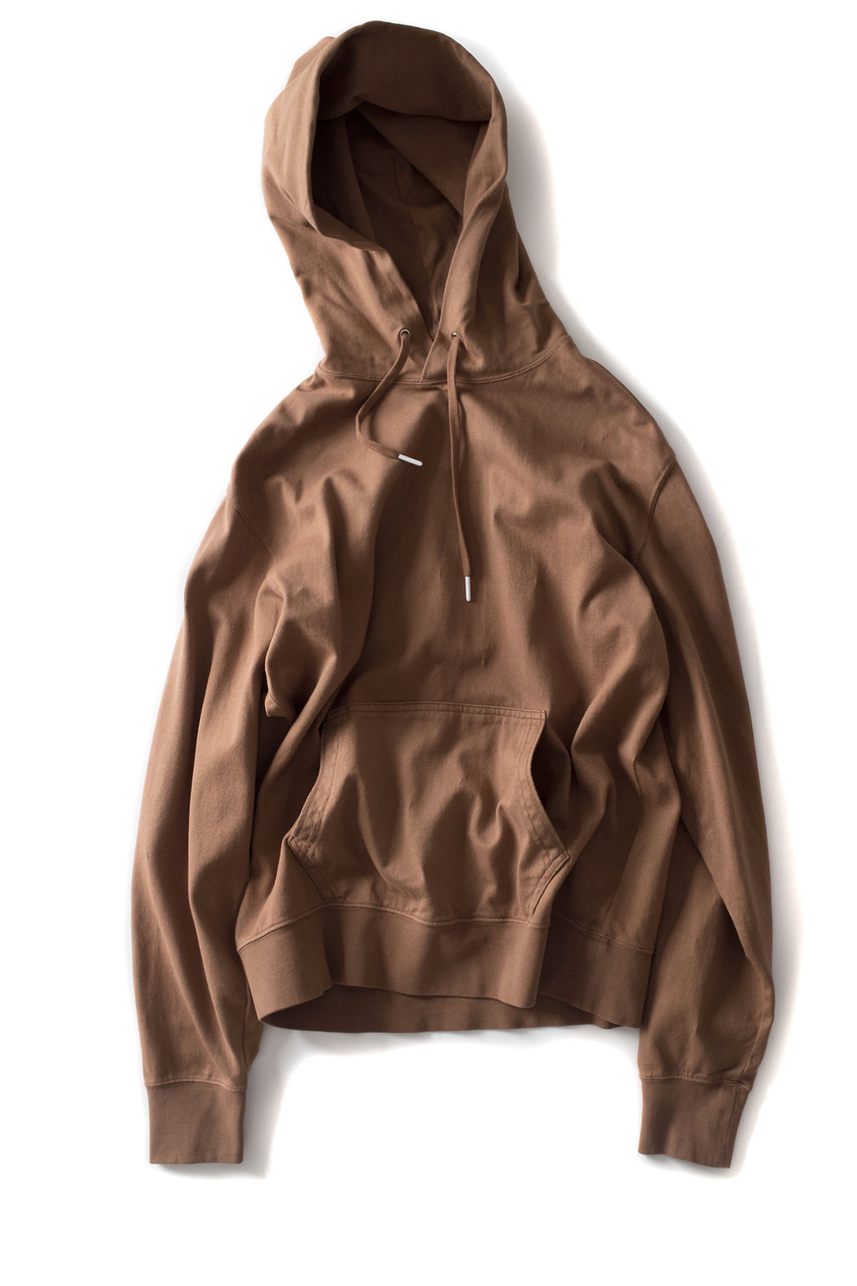 AECA WHITE x IAMSHOP Exclusive : Pullover Hoodie (Brown)