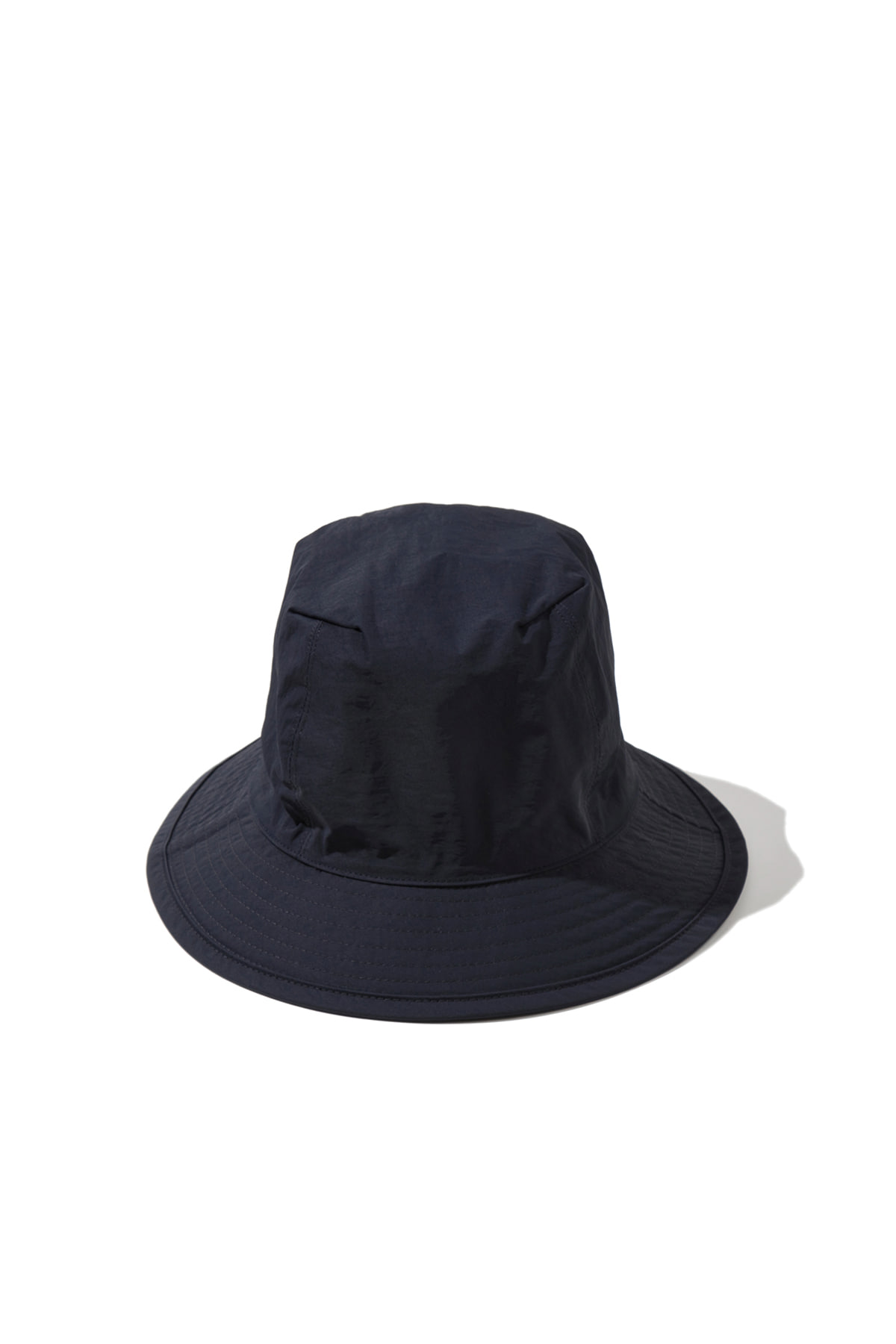Blankof : HLG 01 H1 Bucket Hat (Navy)