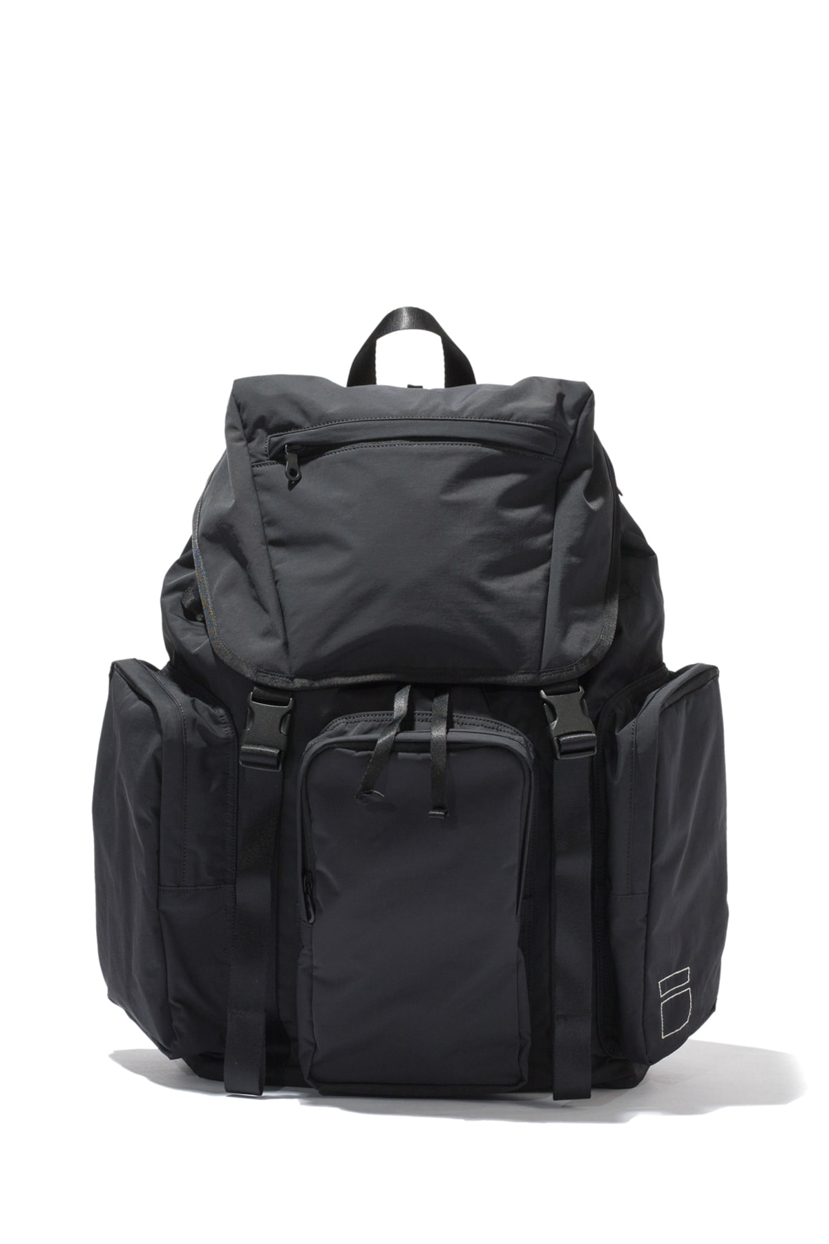 Blankof : PLG 01 28L Double Clasp Pack (Black)