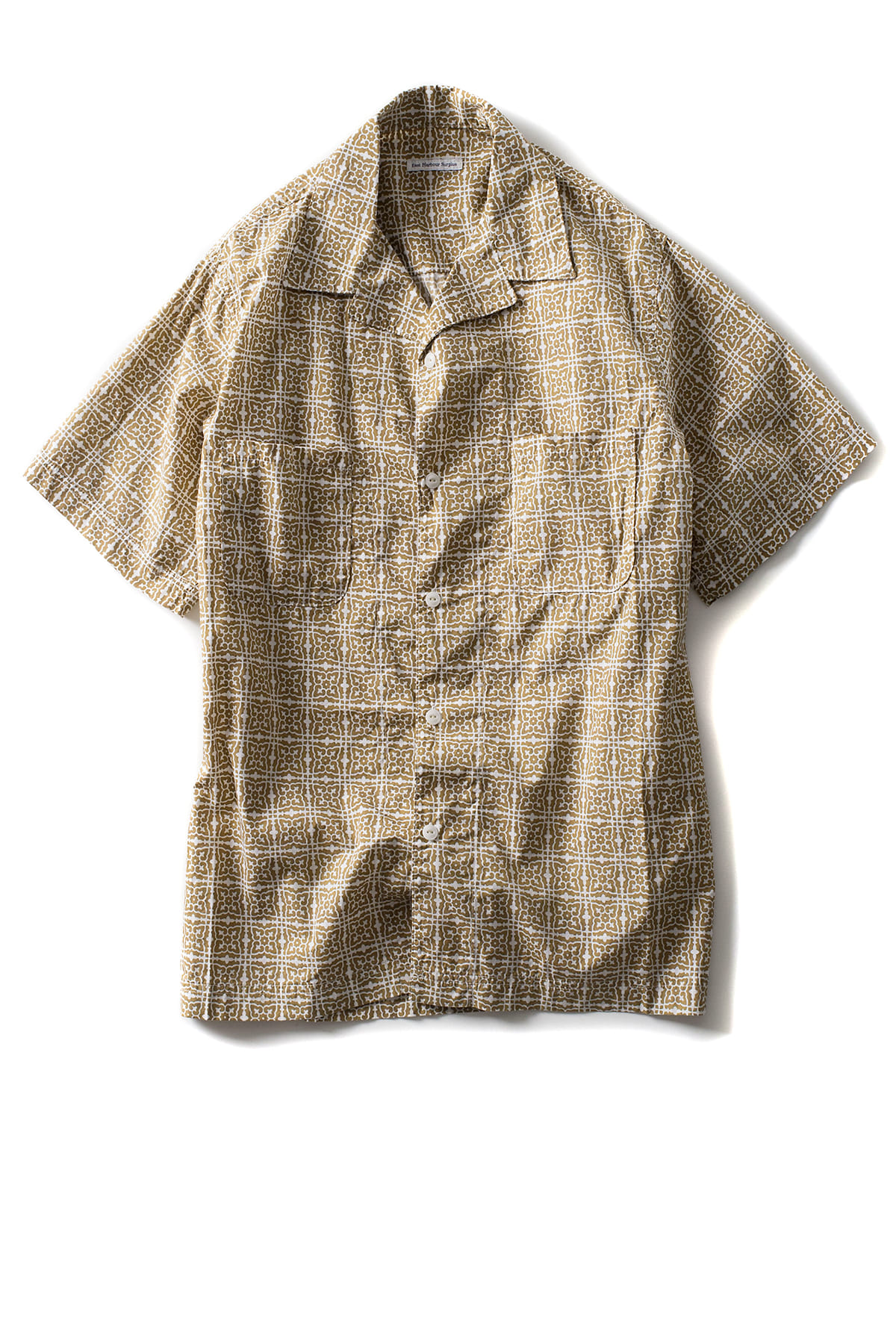 East Harbour Surplus : Miami Shirt (Pattern)