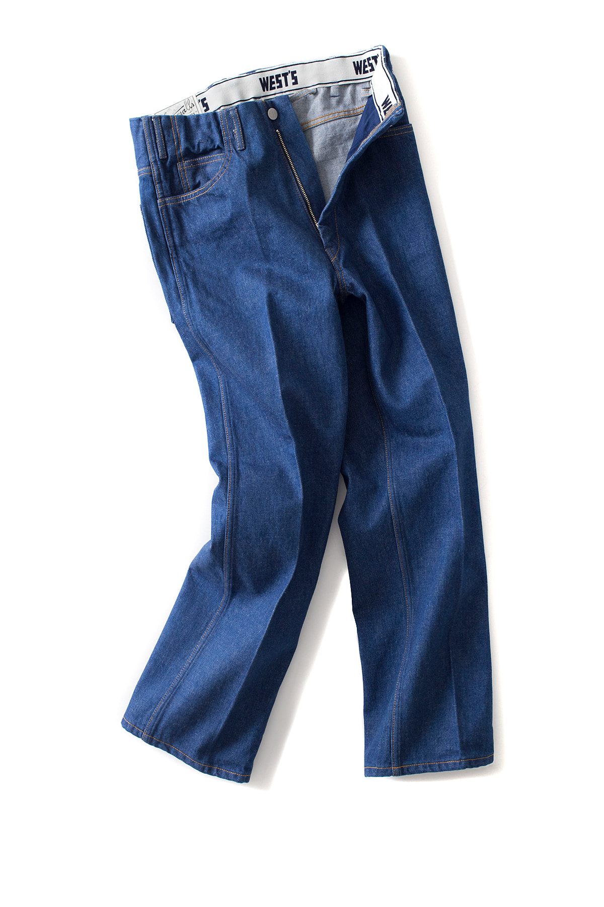 WESTOVERALLS : 817F (One Wash)