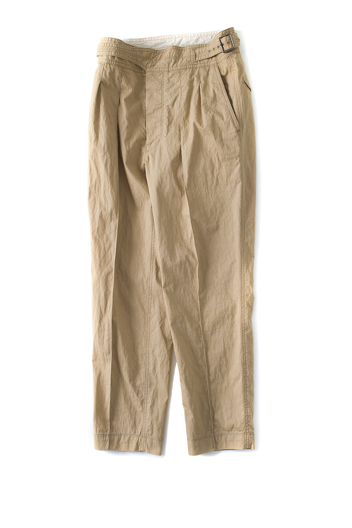 Eastlogue : Gurkha Pants (Beige)
