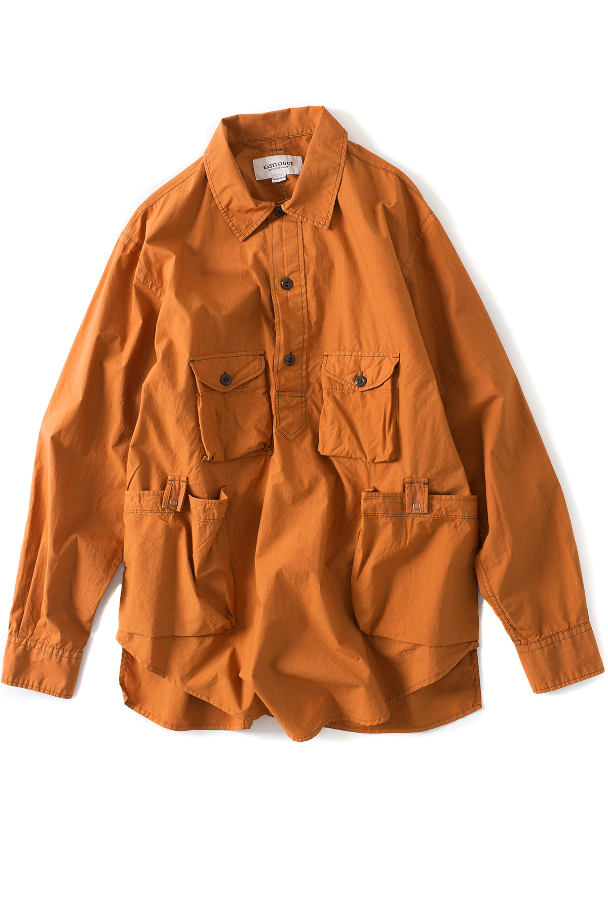 Eastlogue : Trekking Shirt (Ocher)