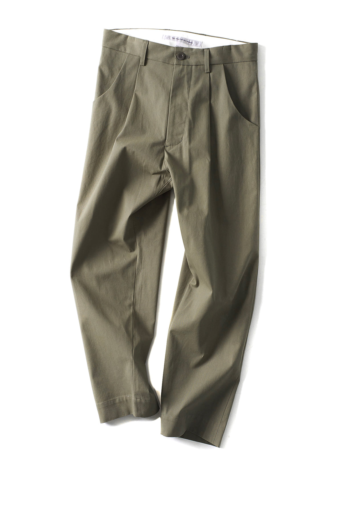 EEL : Stick Pants (Olive)