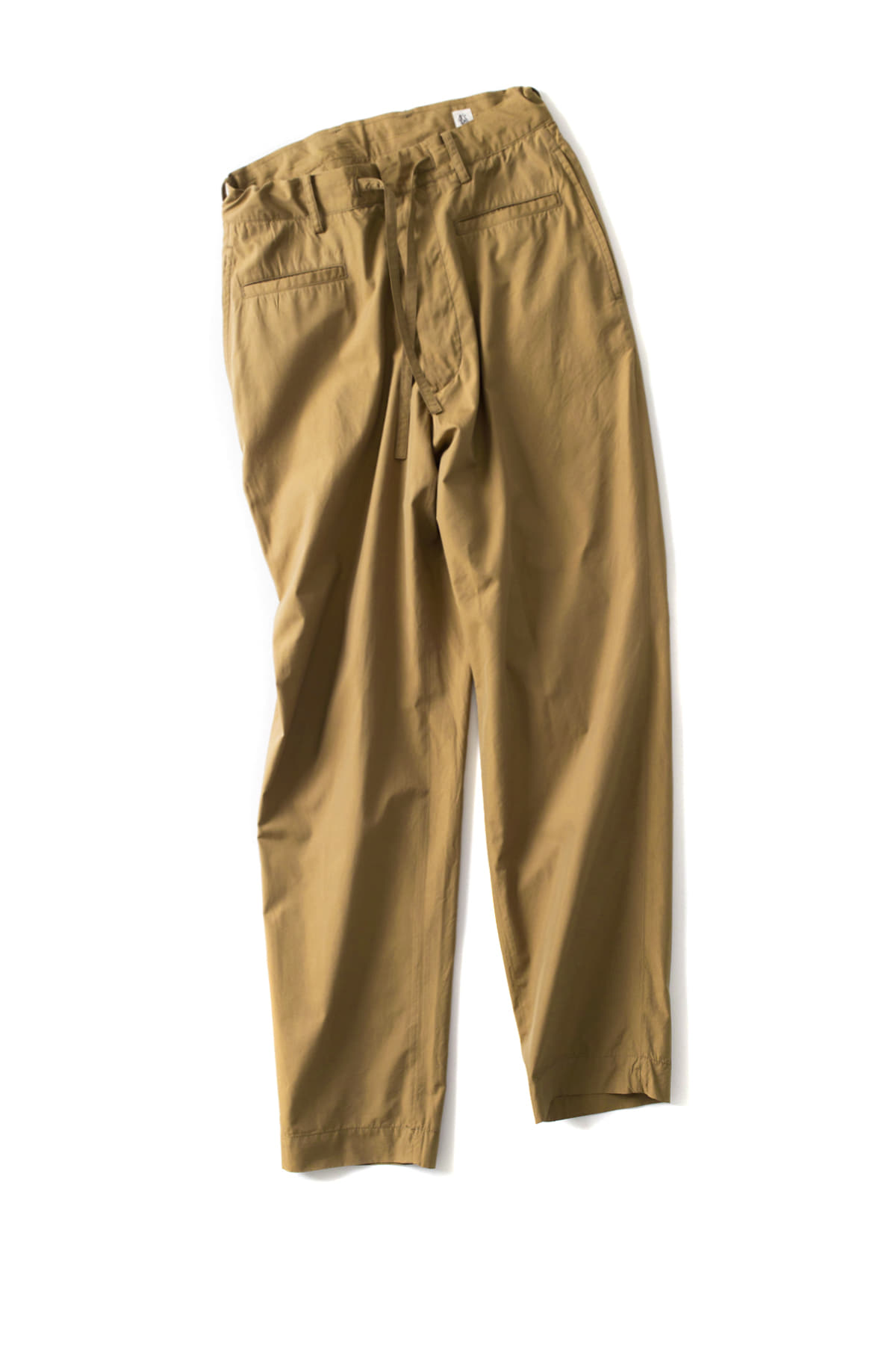 Kaptain Sunshine : Traveller Trousers (Khaki)