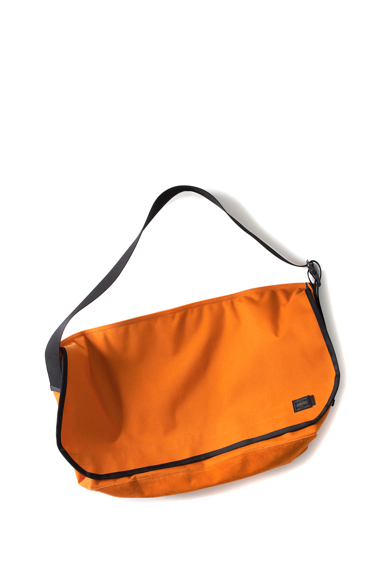 Kaptain Sunshine : Messenger Bag (Orange)