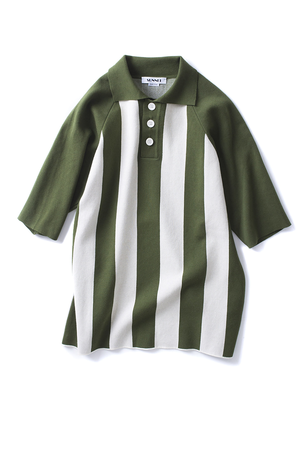 SUNNEI : Polo Shirt (Green)