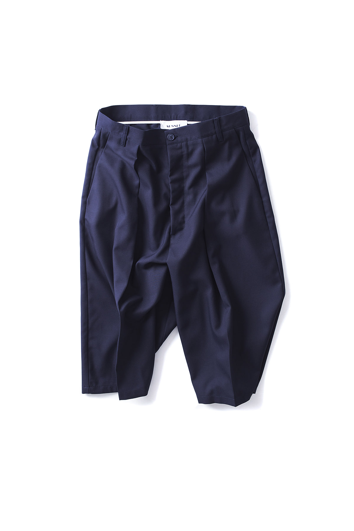SUNNEI : Cholo Shorts (Dark Blue)