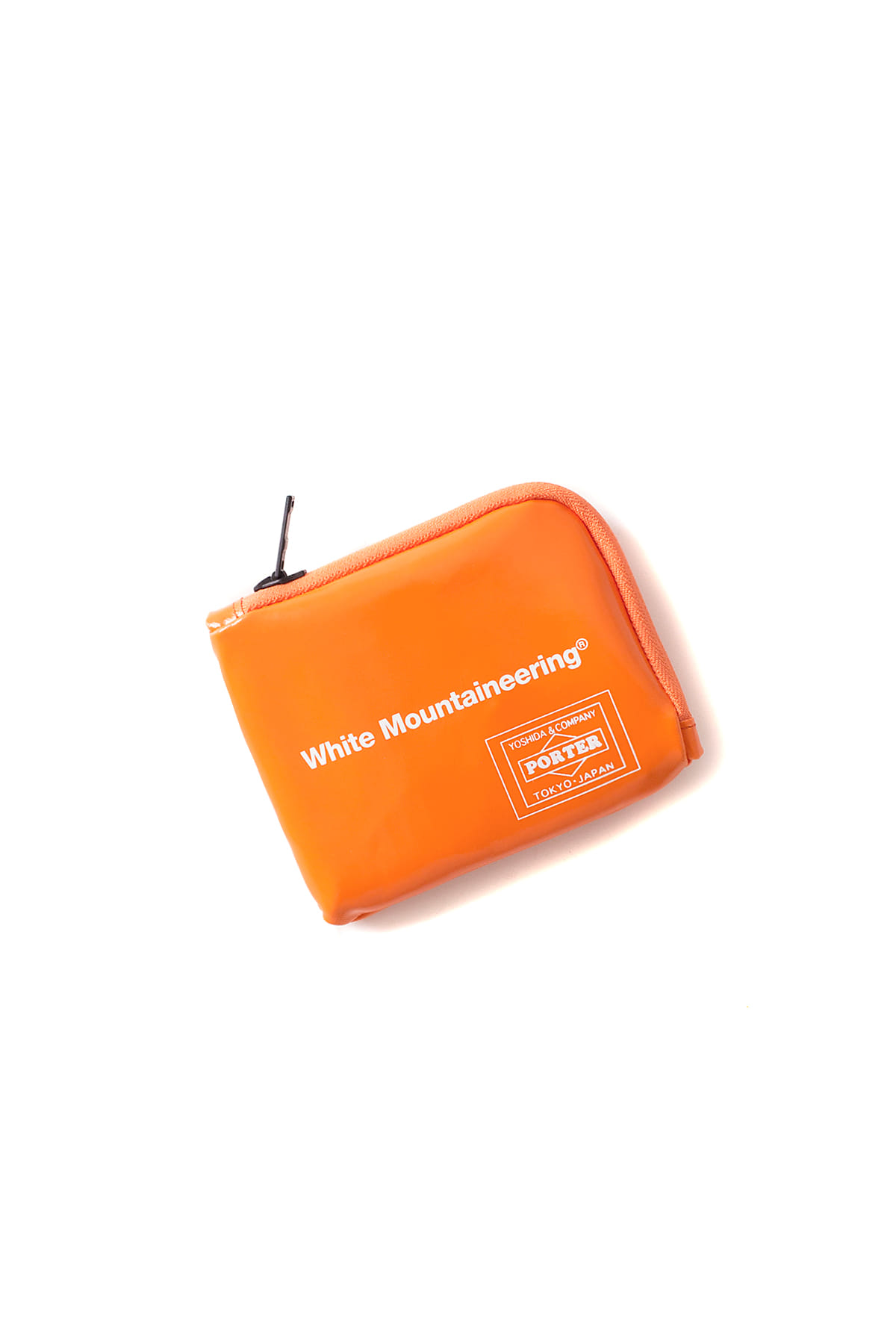 WHITE MOUNTAINEERING : WM x PORTER Wallet (Orange)