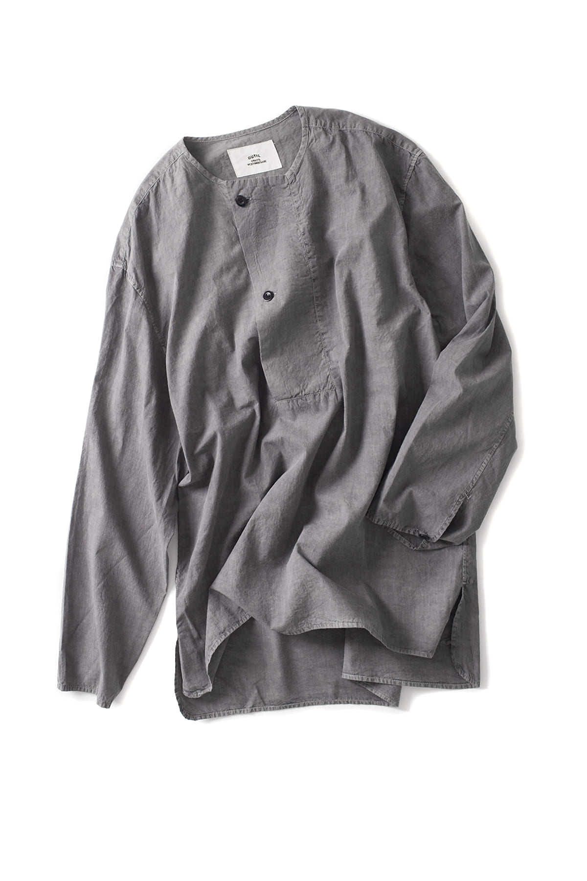 OUTIL : Chemisier Omet (Grey)