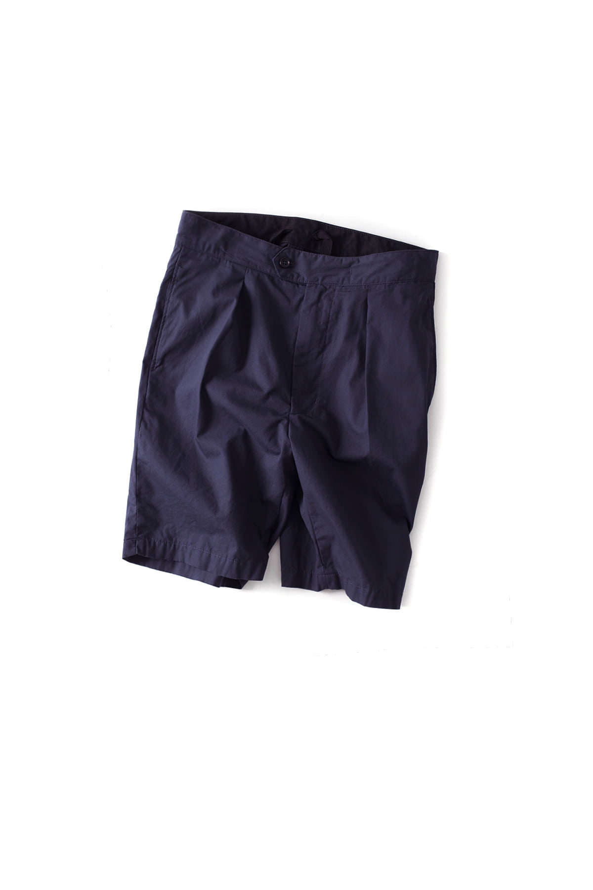 Engineered Garments : Sunset Short (DK.Navy Maibu Poplin)