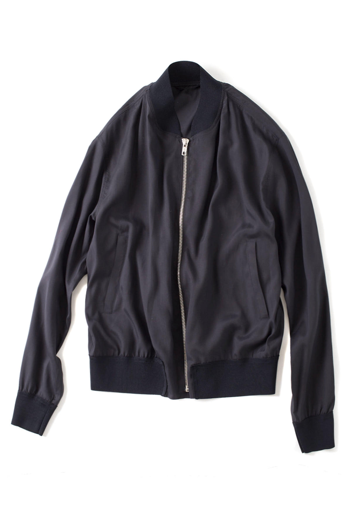 Federico Curradi : Bomber Jacket (Blue Navy)