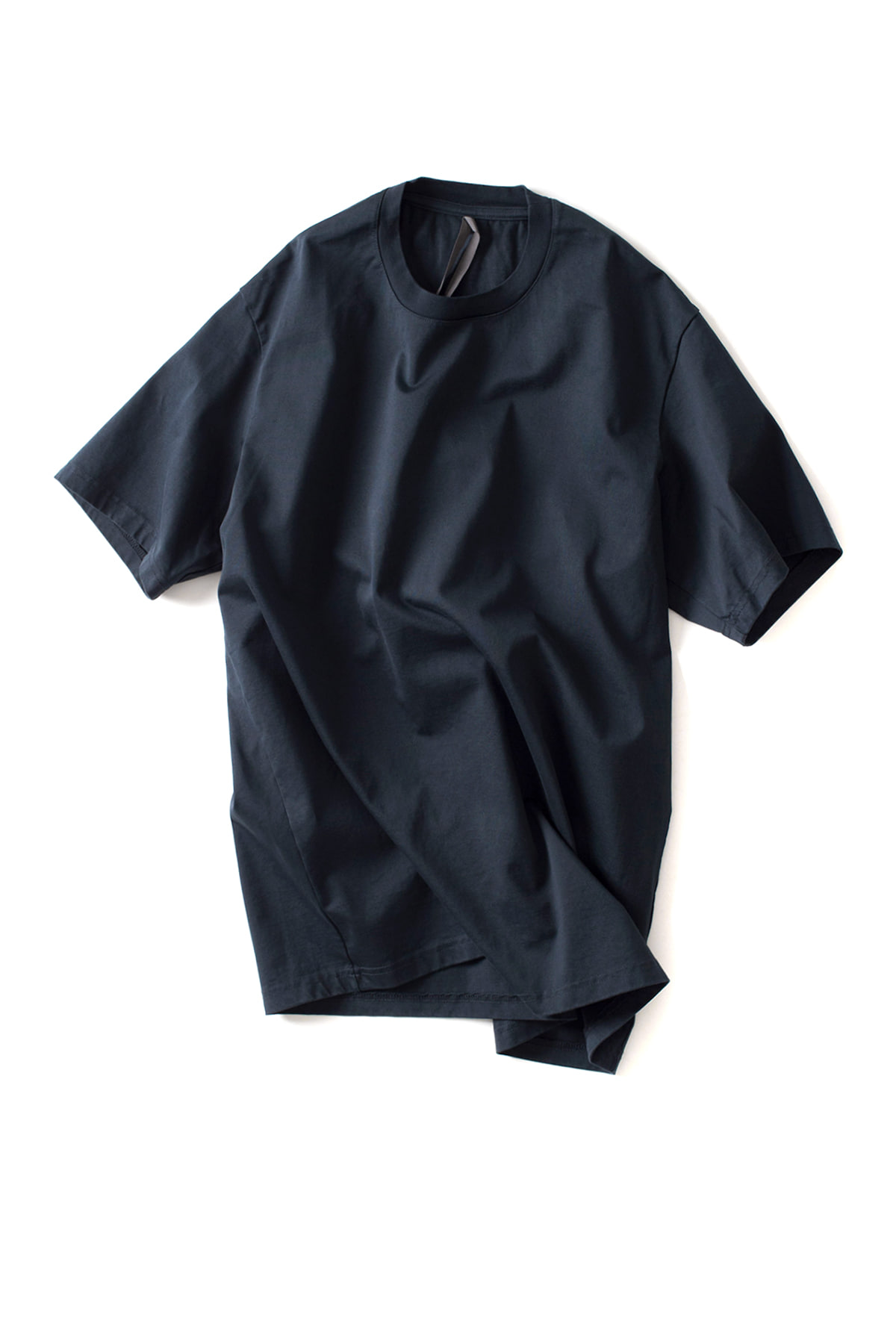 ATTACHMENT / KAZUYUKI KUMAGAI : Classic Short-Sleeve T-shirt (D.Blue)