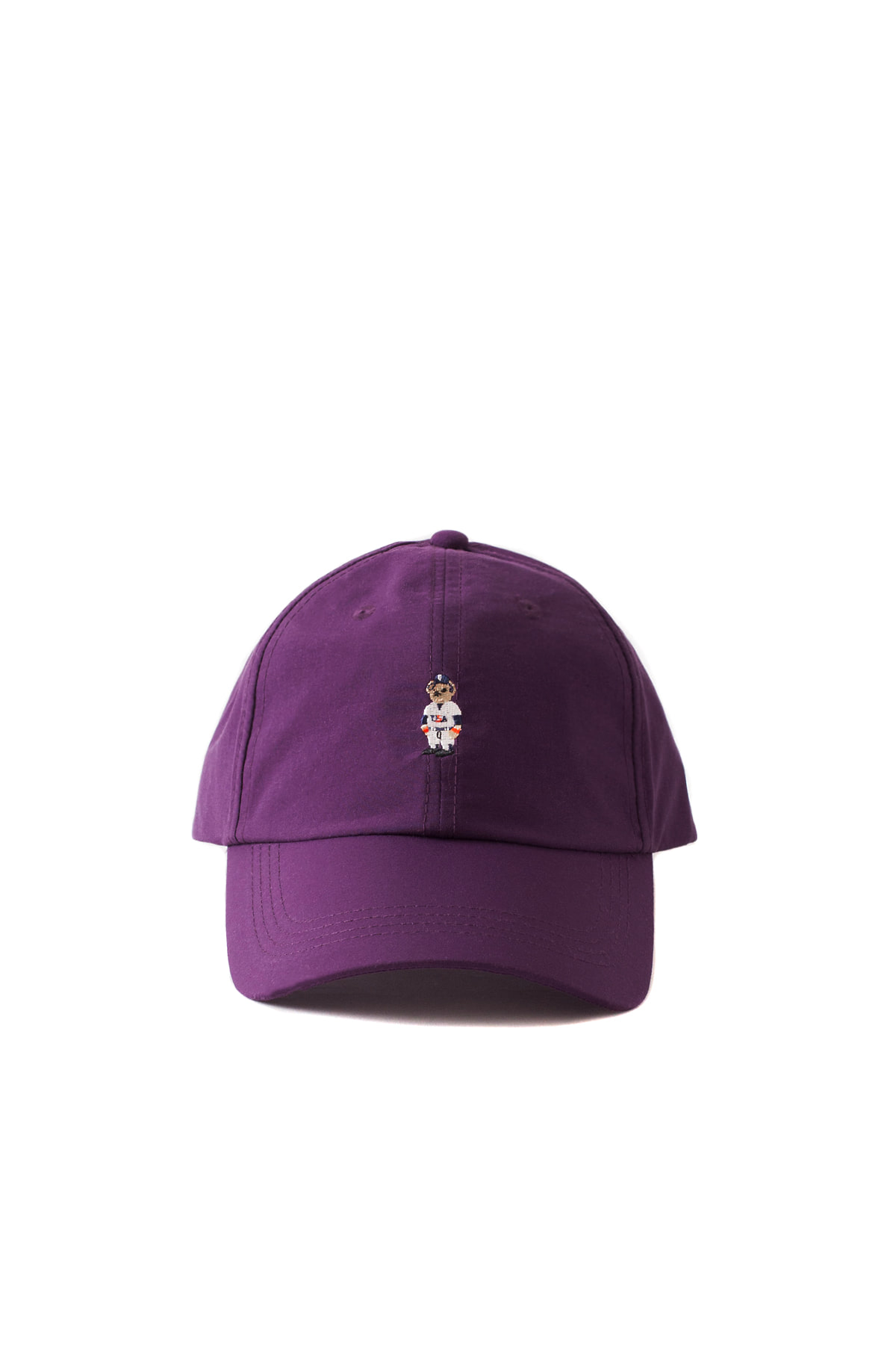 Infielder Design : Bear Cap (Purple)