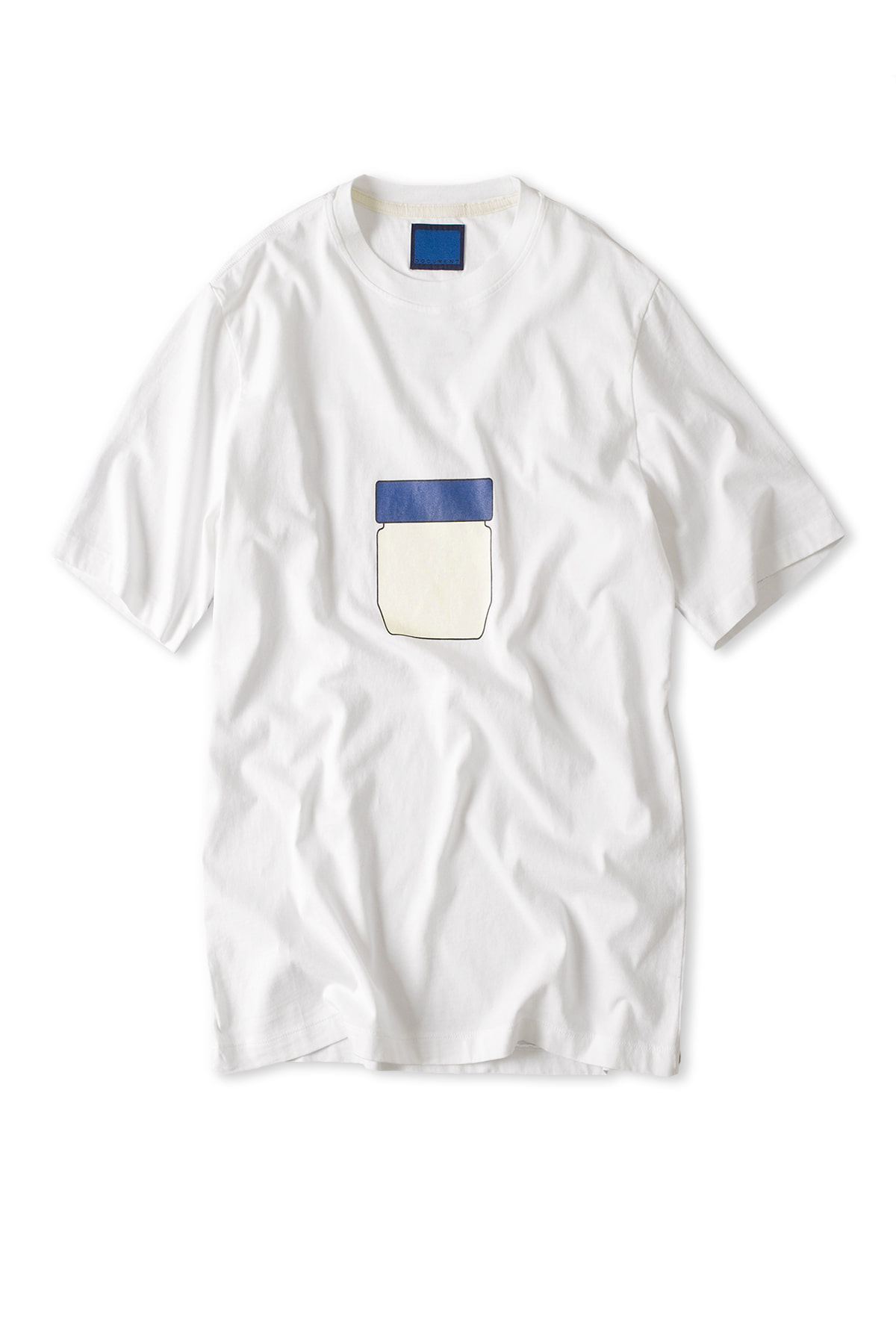 Document : U69 VASELINE T-Shirt (White)