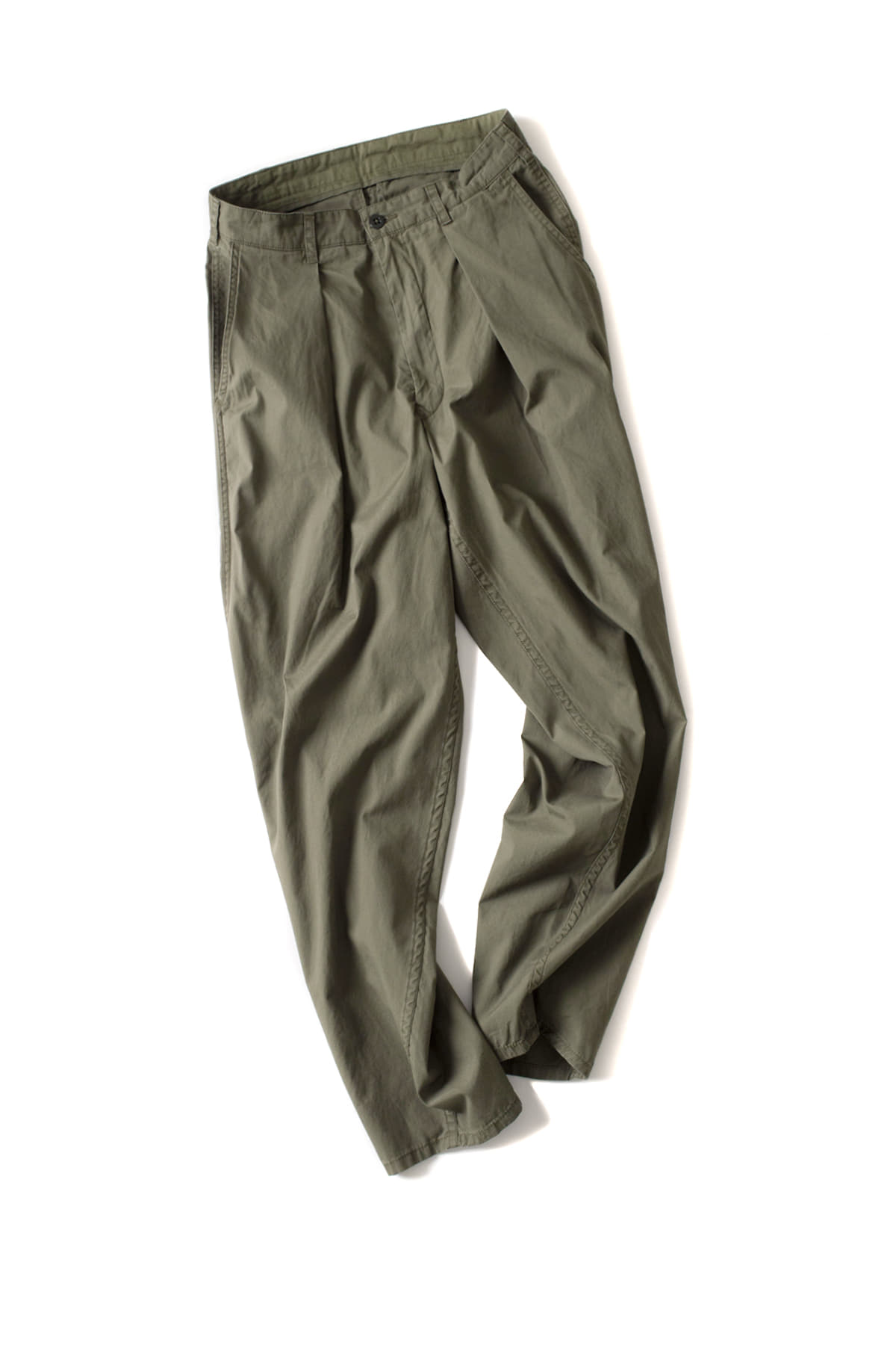MONITALY : Riding Pants (Olive)