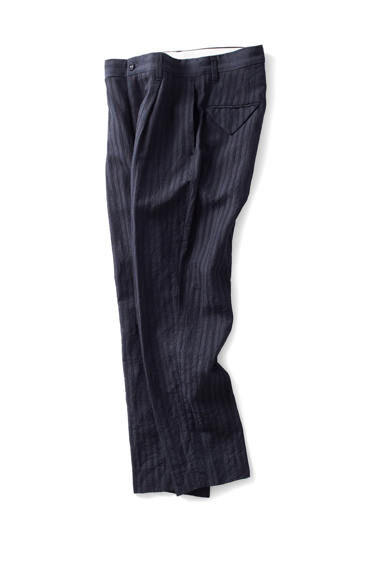 EEL : Shownen Pants (Navy Stripe)