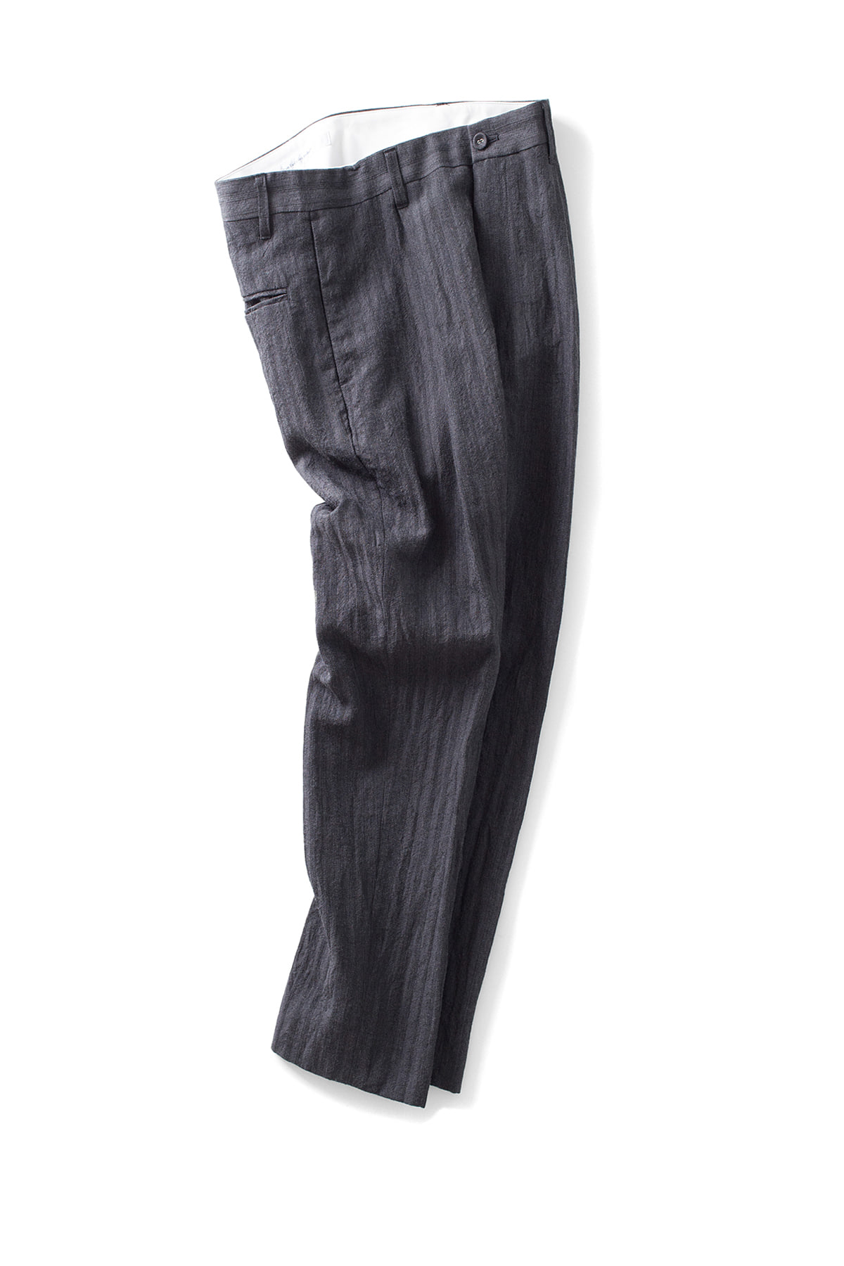 EEL : Shownen Pants (Charcoal Stripe)