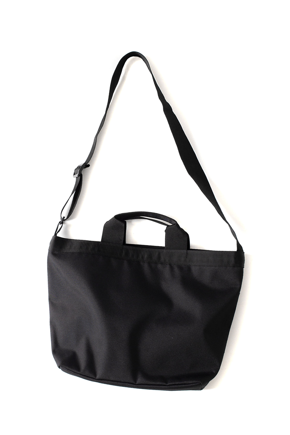 RINEN : Eco Made Canvas Tote Shouder (Black)