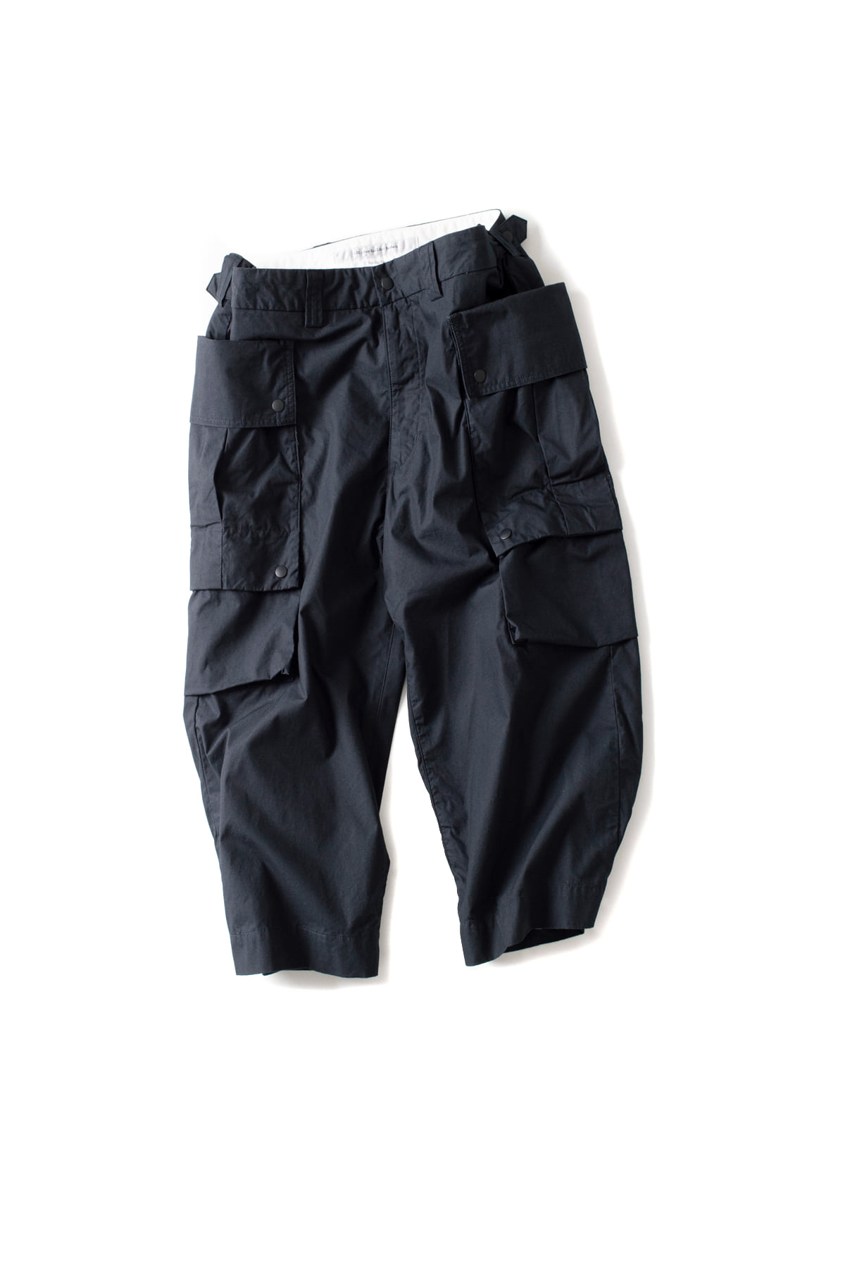 EEL : Bulldog Pants (Navy)