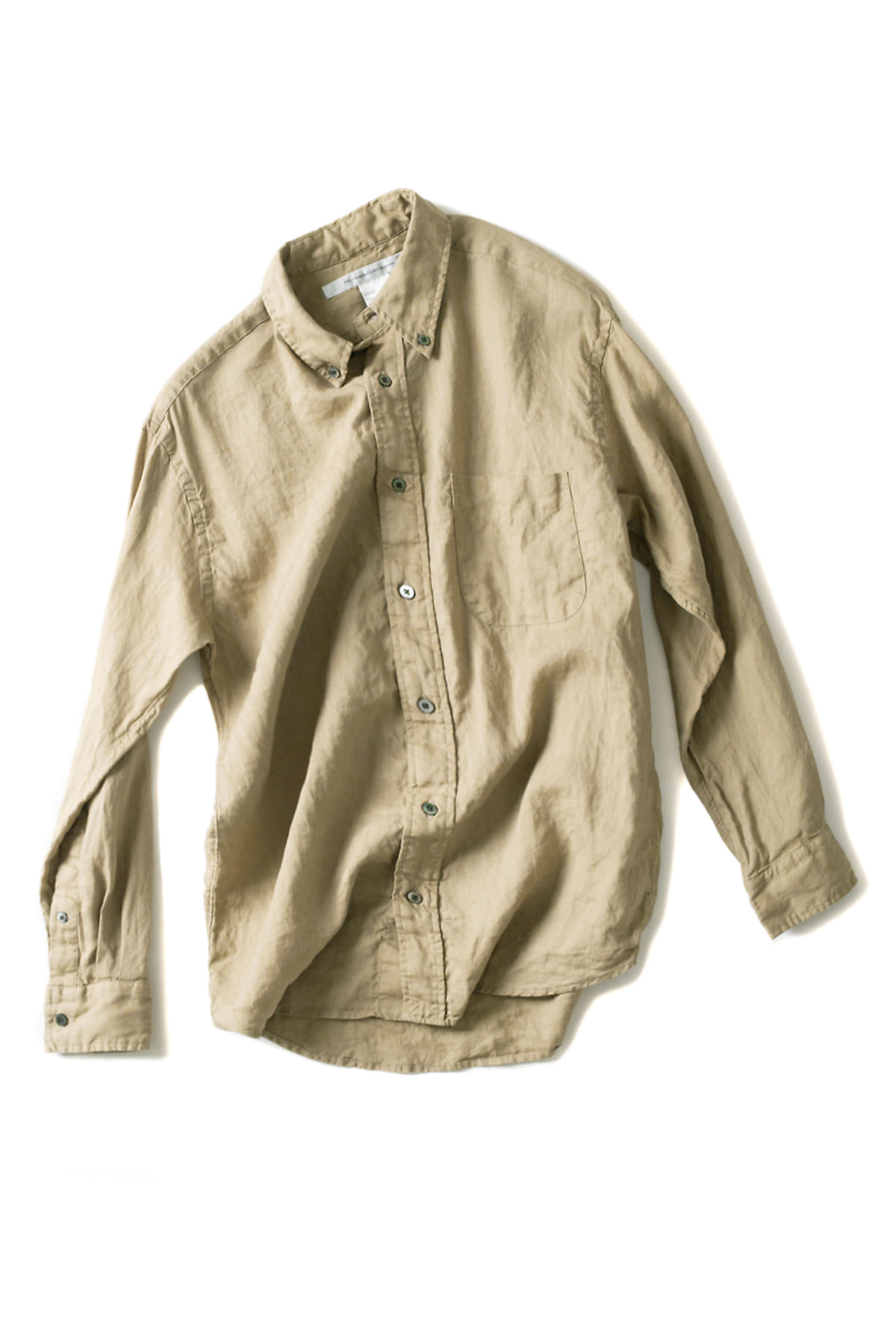 EEL : Lincoln Shirts (Beige)