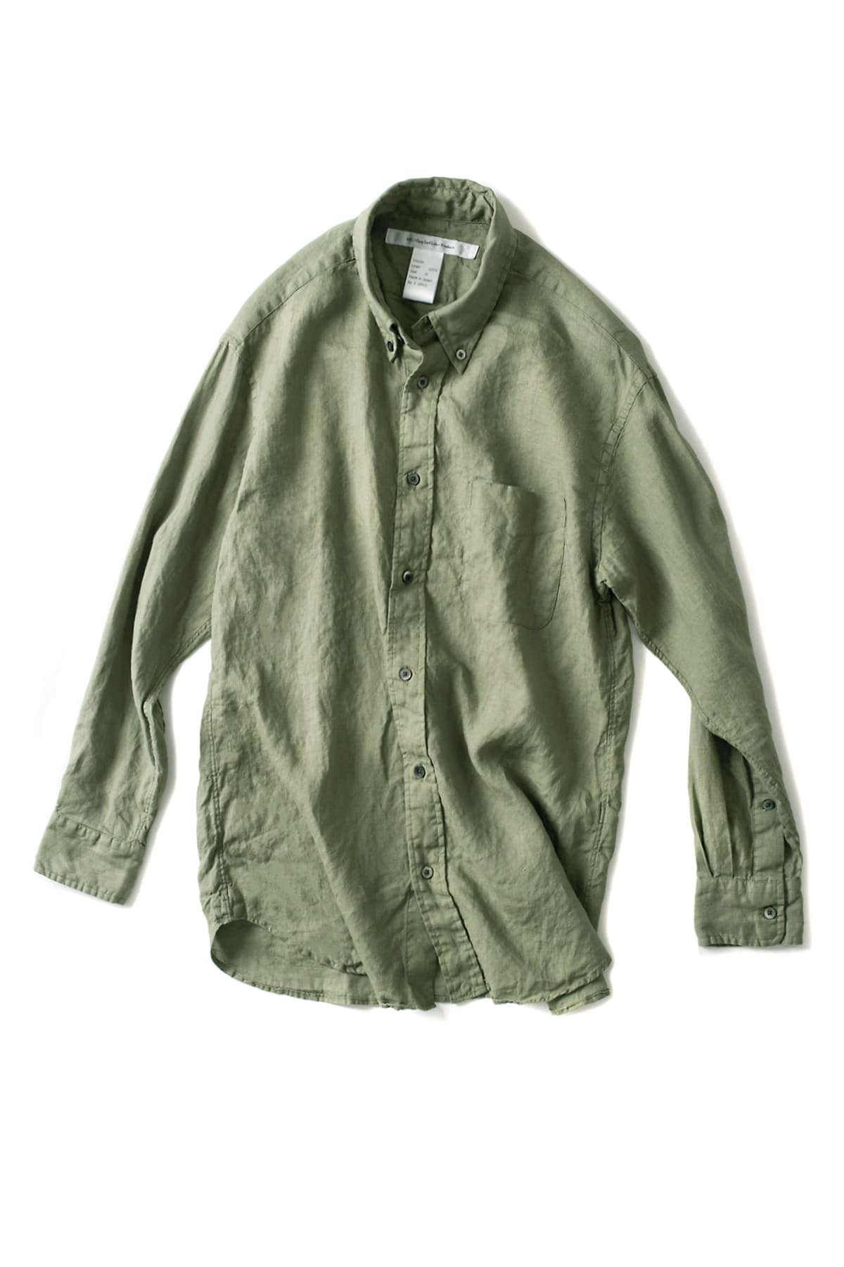 EEL : Lincoln Shirts (Olive)