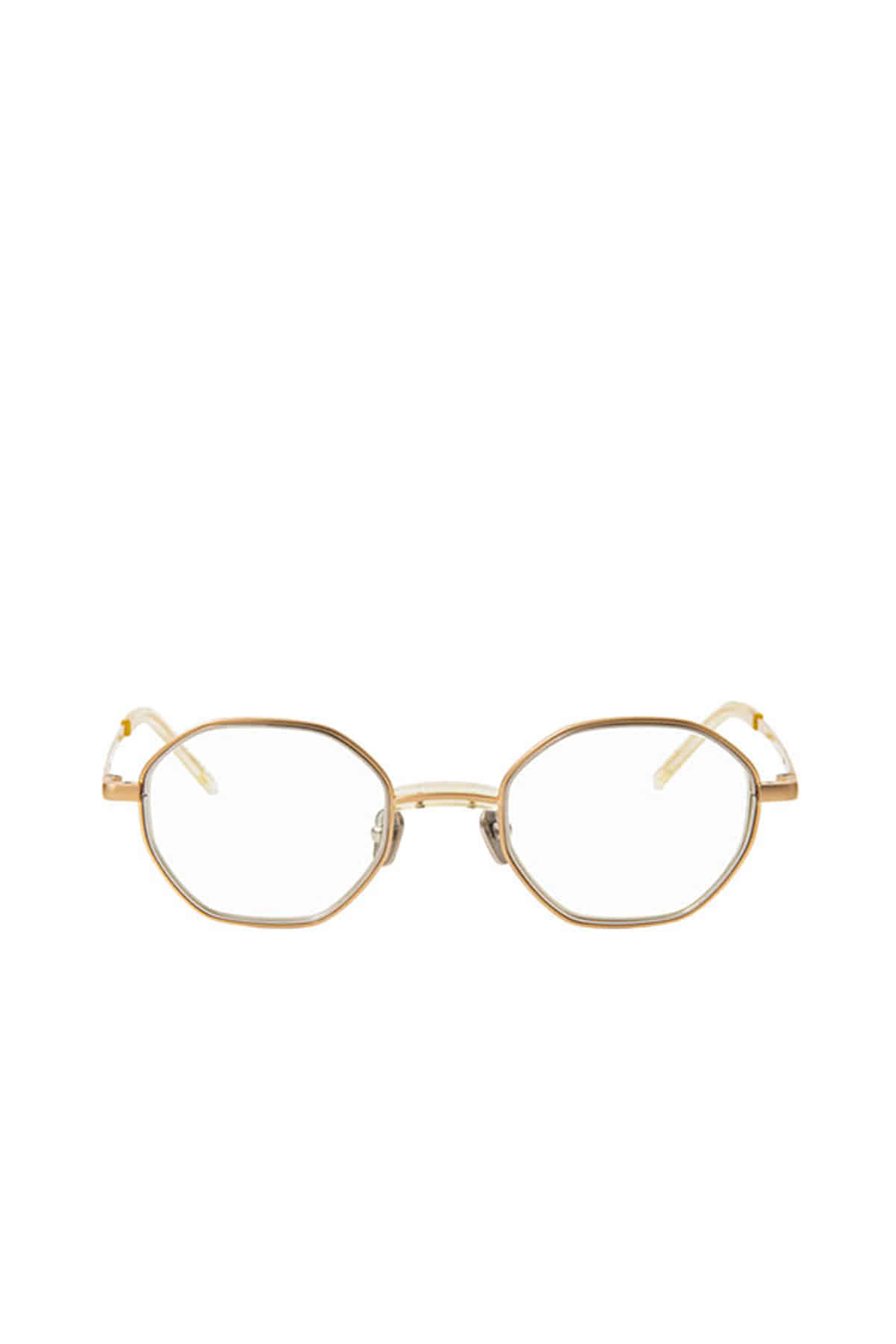 kearny : Charlie Clear Lens (Gold)