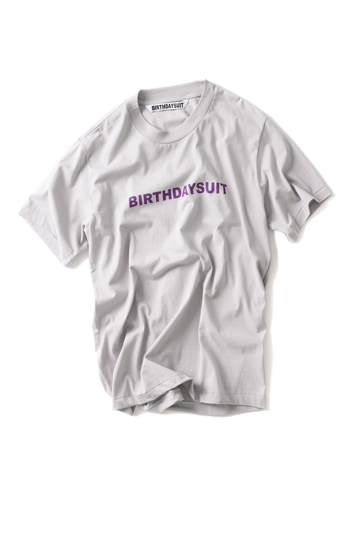 BIRTHDAYSUIT : LOGO Tee (Welchs)