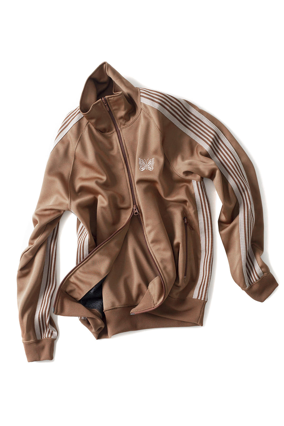 NEEDLES : Track Jacket (Brown)