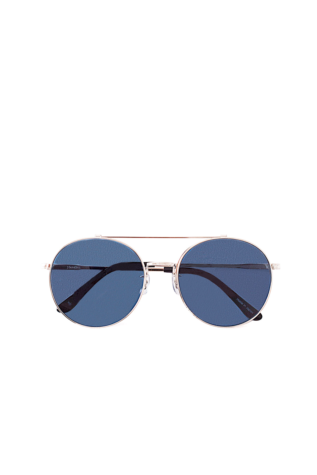 NEEDLES : Sean Sunglass (Silver /Navy)