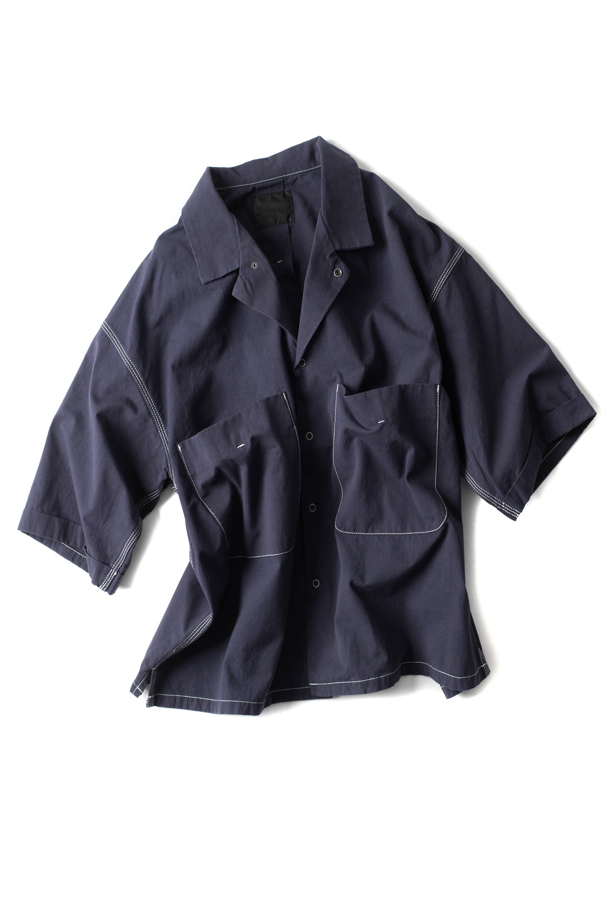 bukht : Work Shirts (Navy)