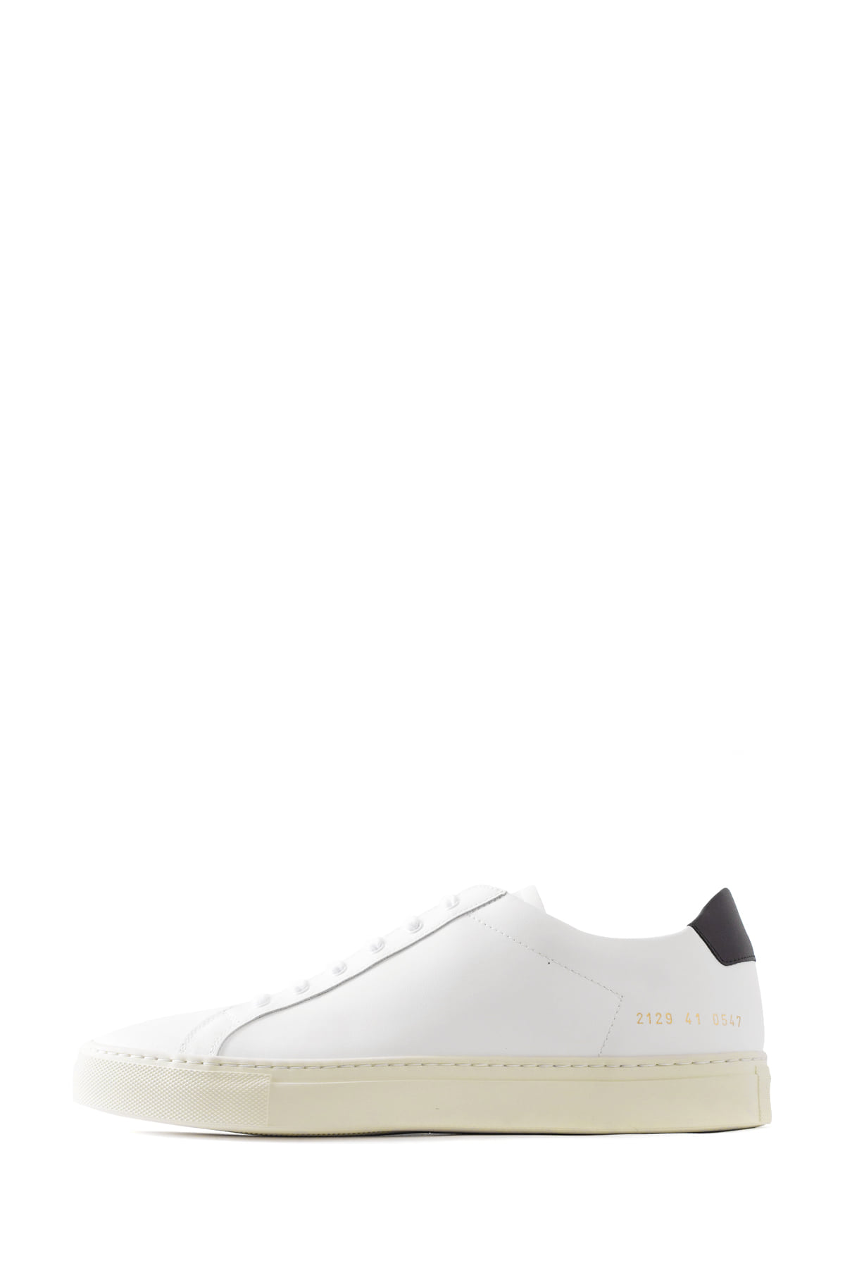 Common Projects : Achilles Retro Low 2129 (White / Black)