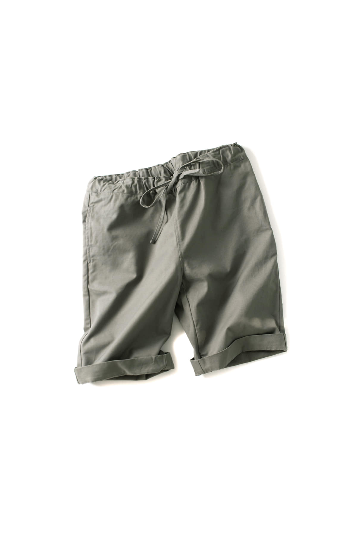 RINEN : Short Easy Pants 44809 (Charcoal)